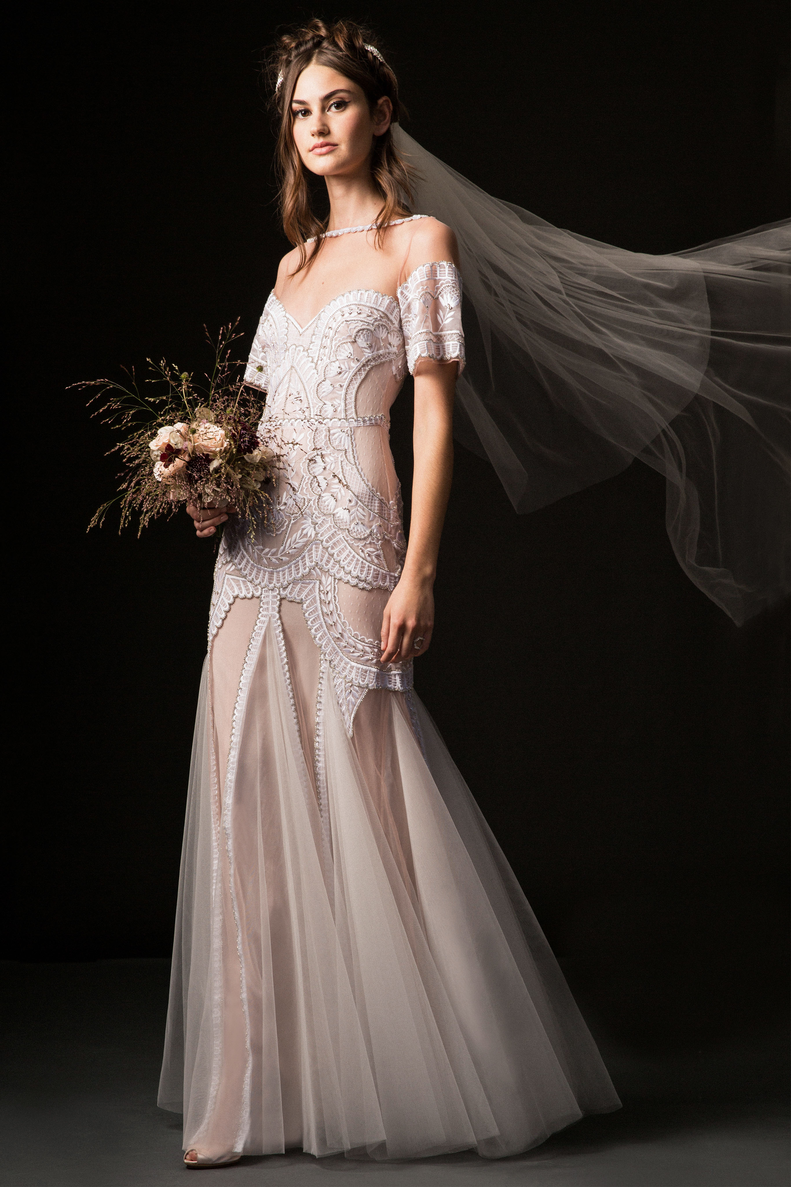 Temperley Fall 2019 Wedding Dress Collection