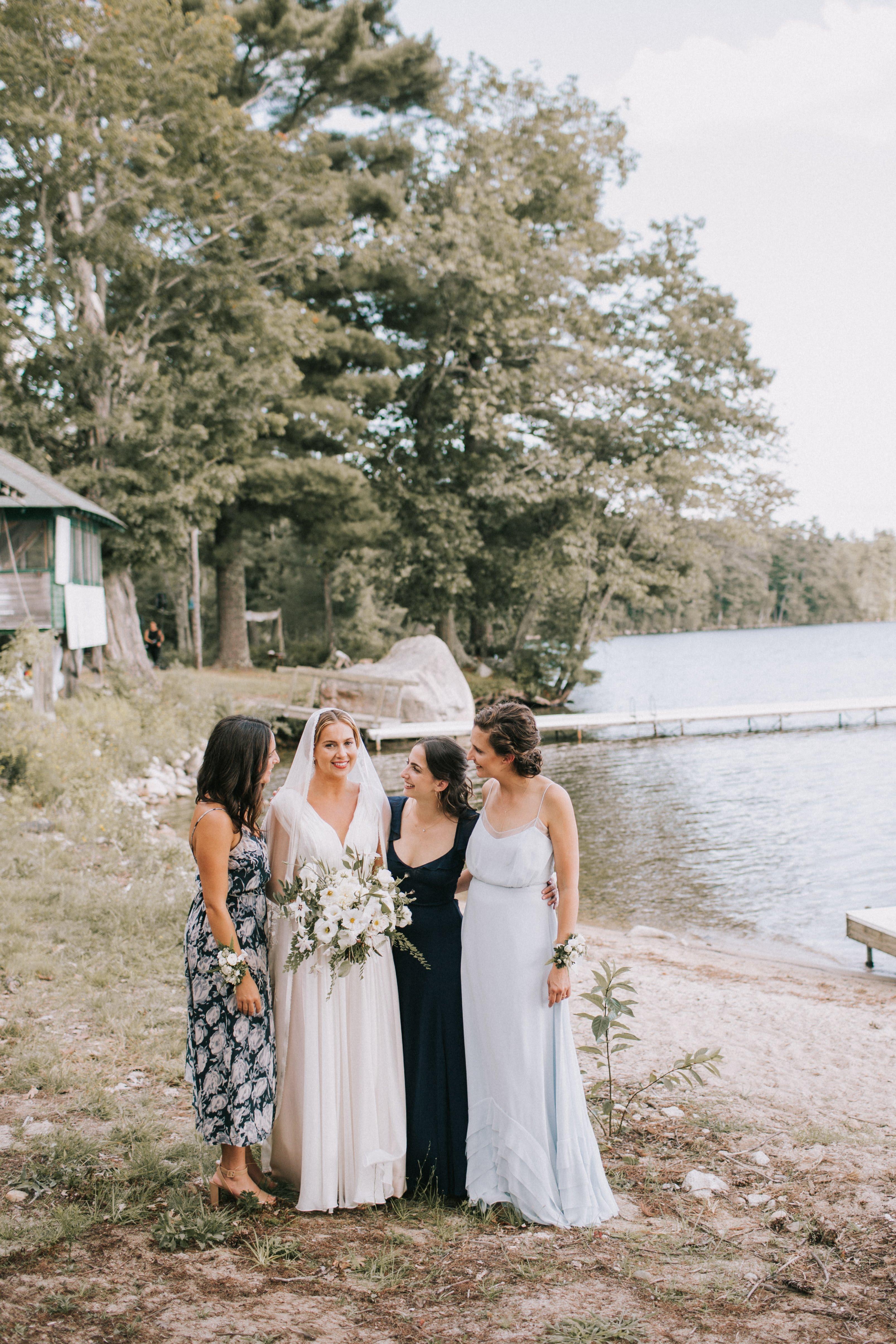 sofi ben camp weekend bridesmaids