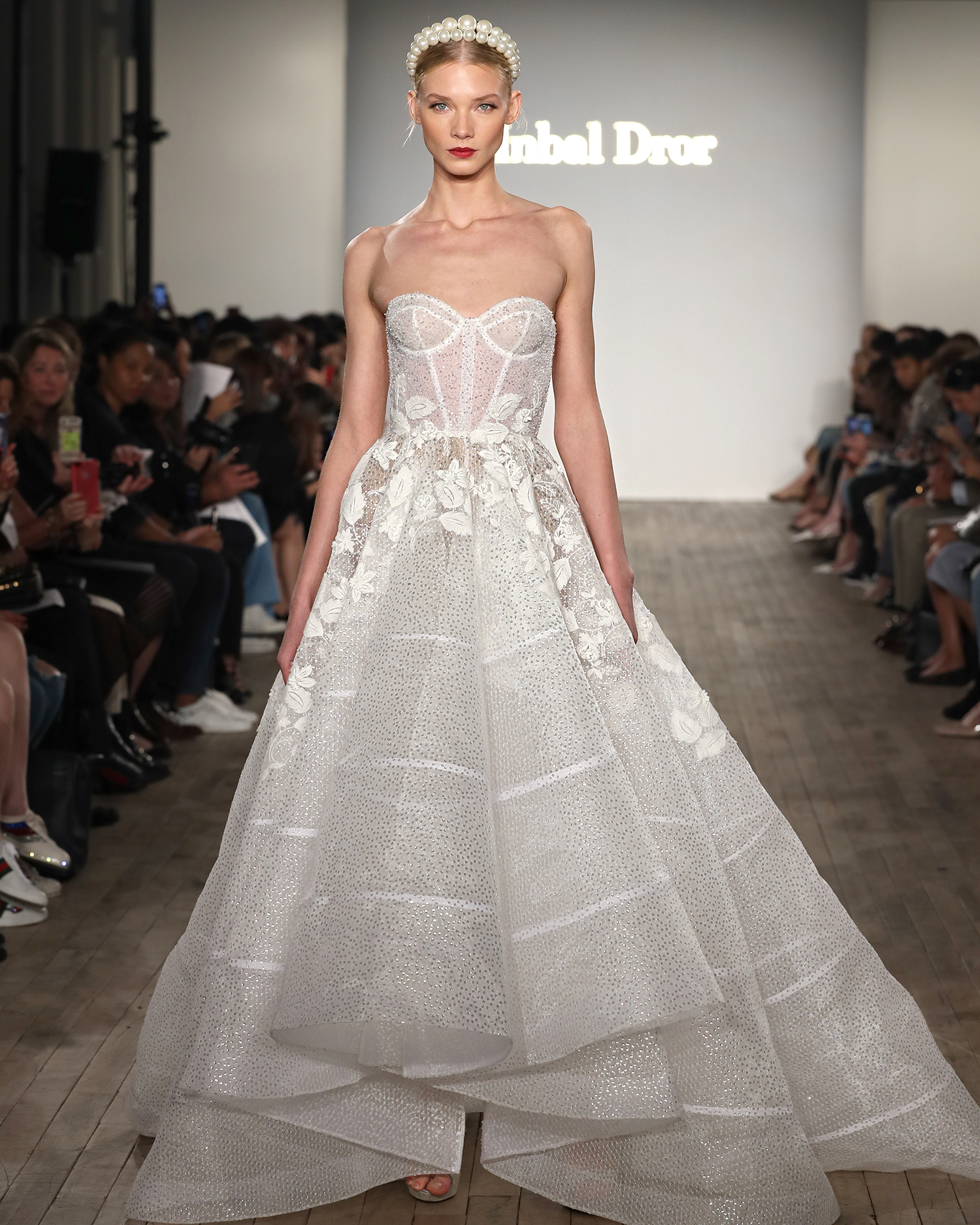 Inbal Dror Fall 2019 Wedding Dress Collection