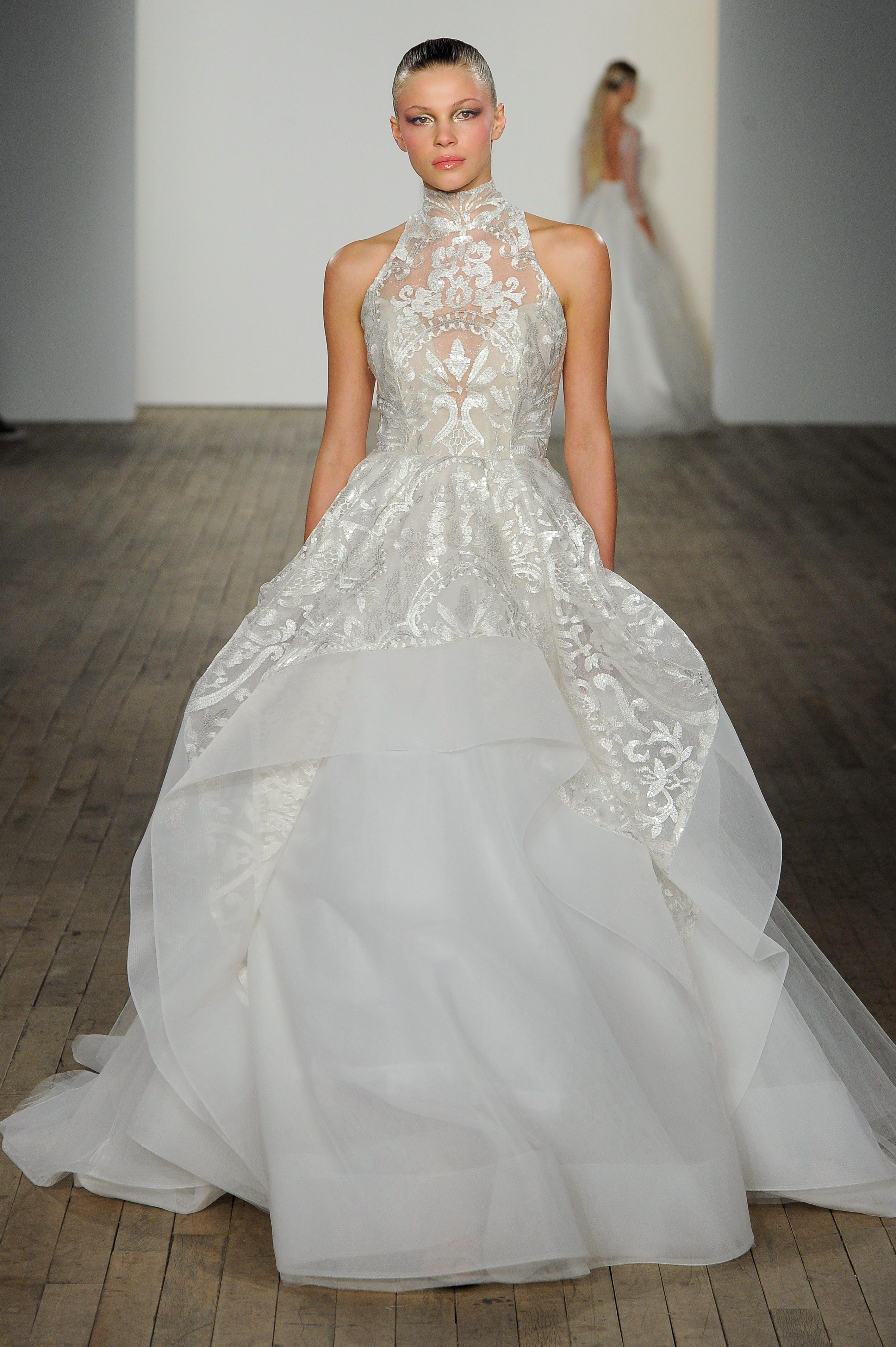 Hayley Paige Fall 2019 Wedding Dress Collection Martha