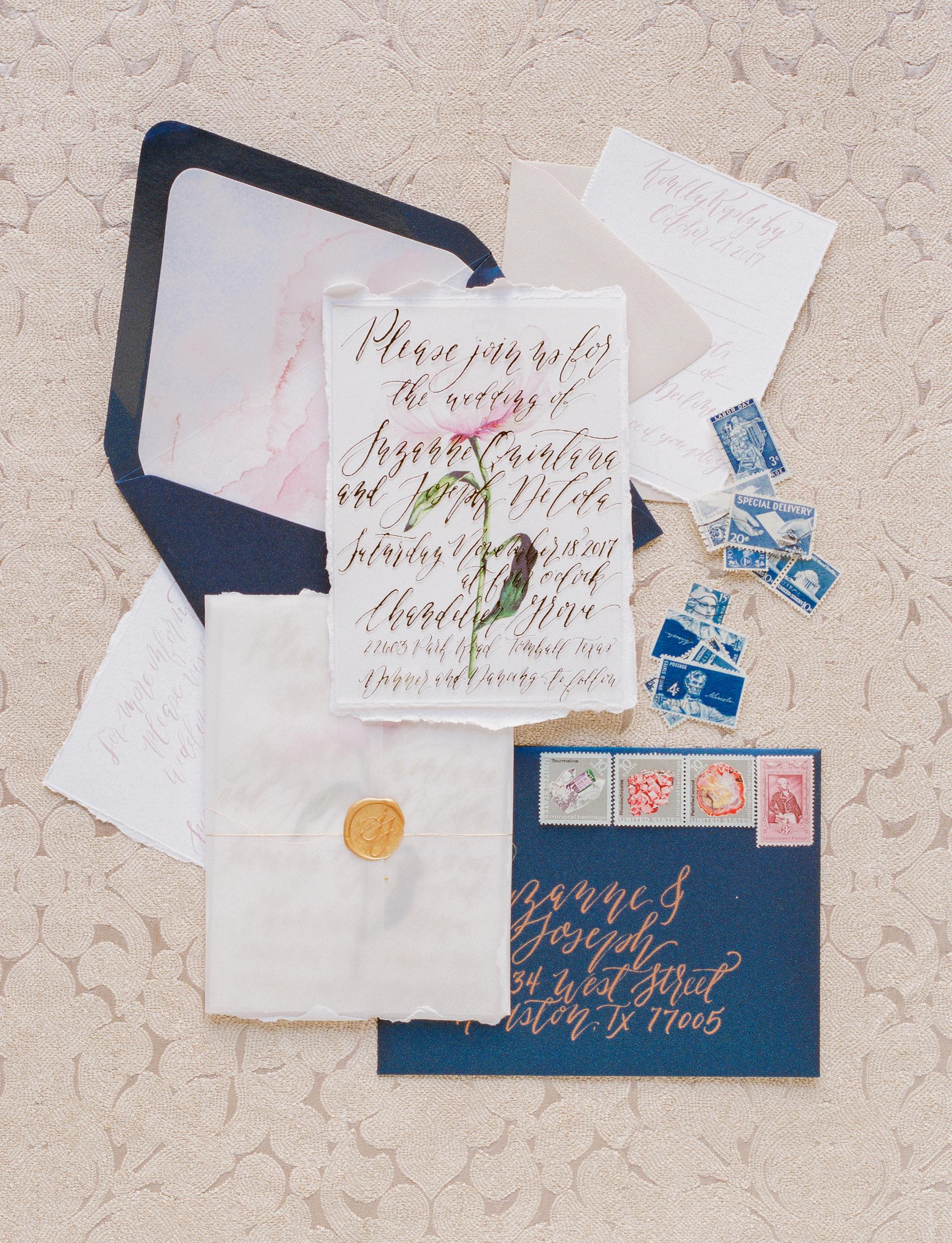 suzanne joseph wedding invitation corbin gurkin