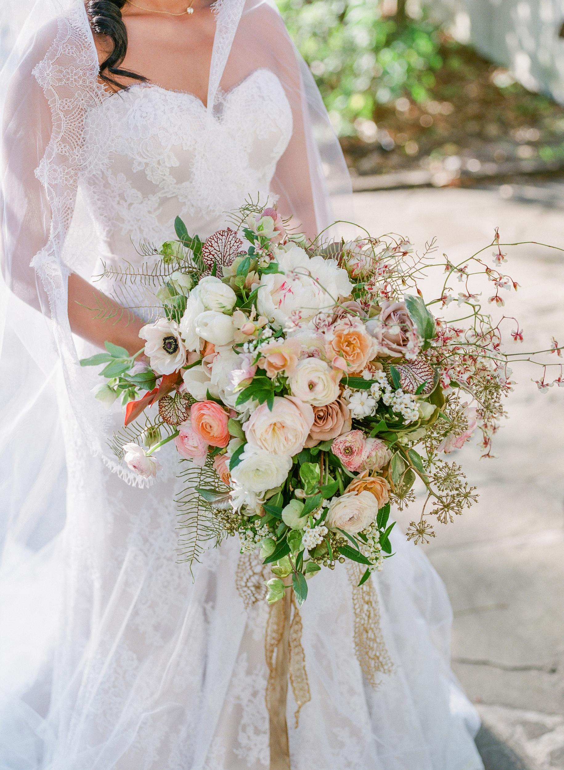 suzanne joseph wedding bouquet corbin gurkin