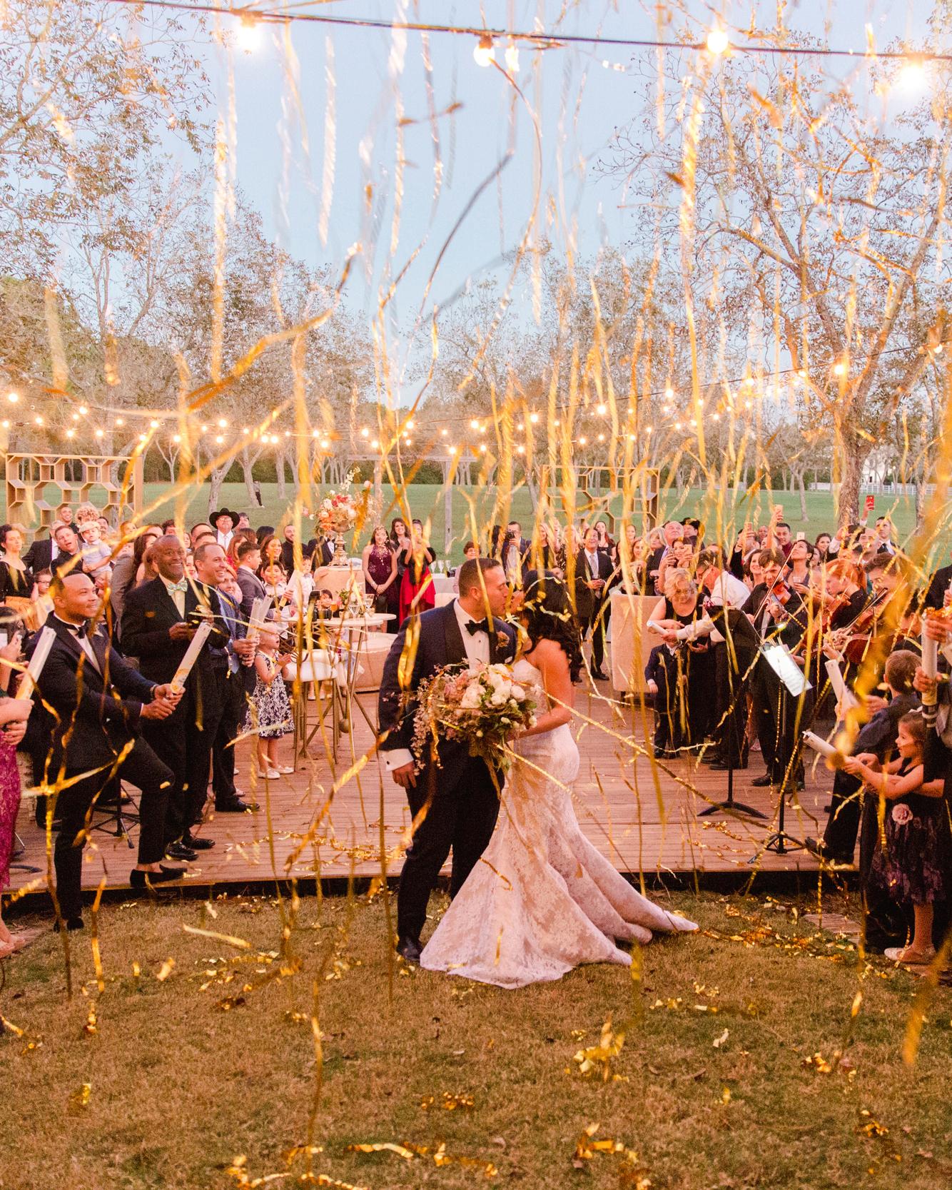 suzanne joseph wedding streamers corbin gurkin