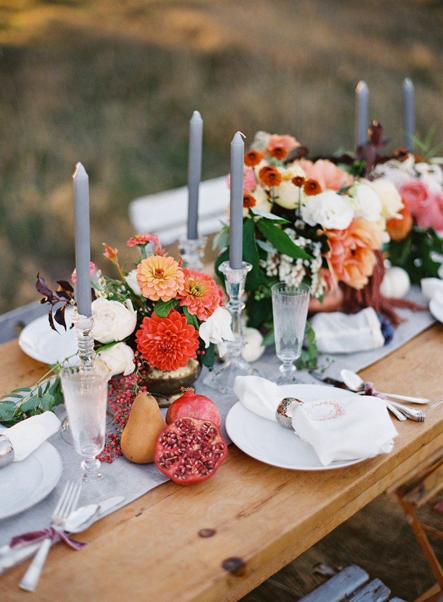 Pleasant 36 Fall Wedding Centerpieces That Pay Homage To The Season Complete Home Design Collection Barbaintelli Responsecom