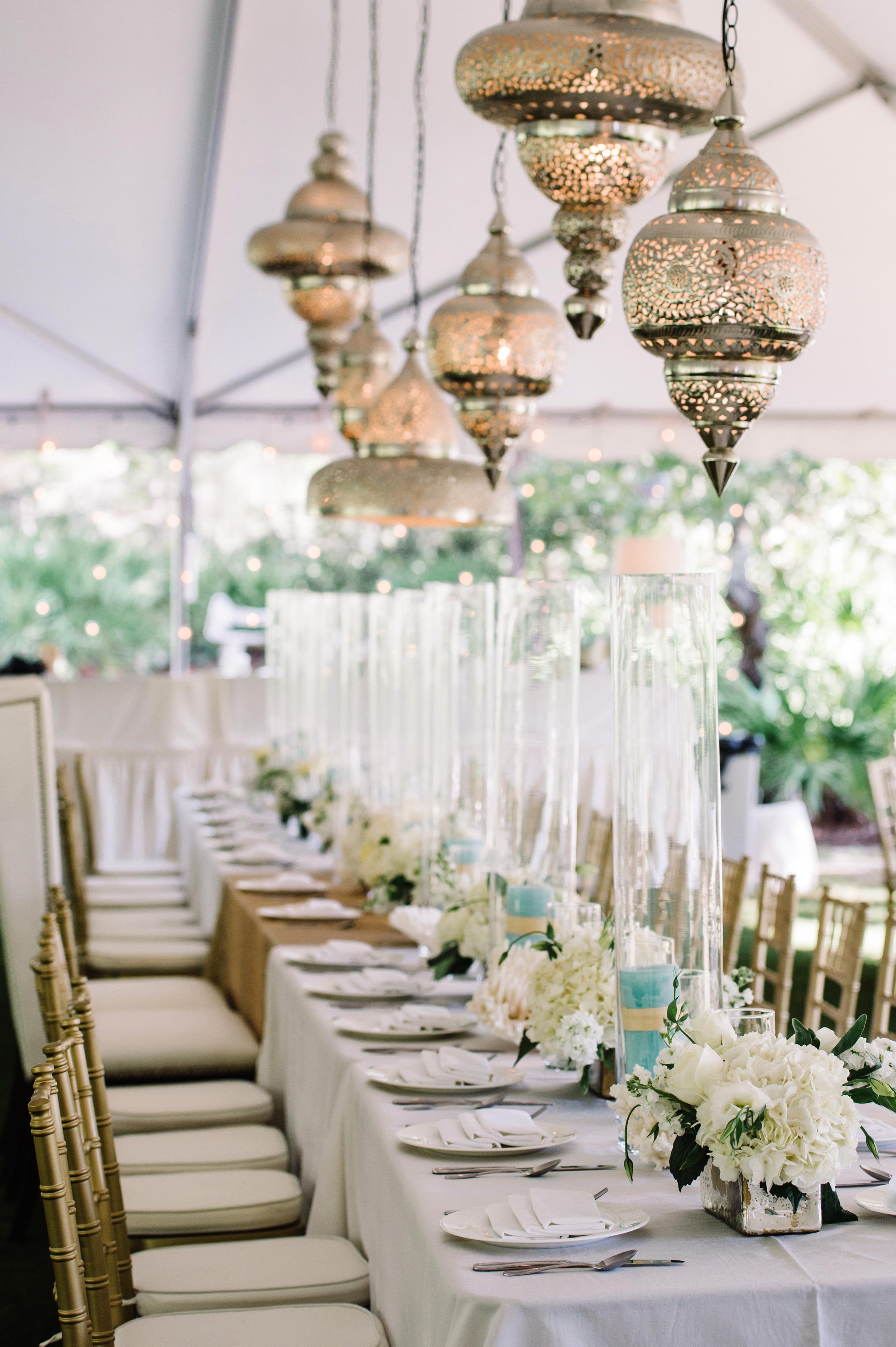 wedding chandelier moroccan inspired metal fixtures