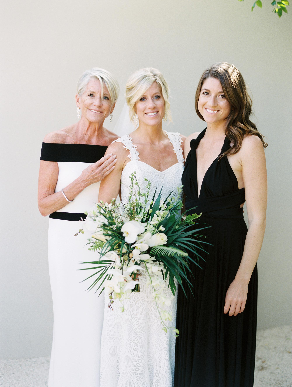 sara danny mexico wedding mom sister
