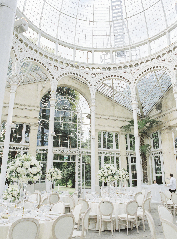 momina jack wedding reception venue high ceilings white