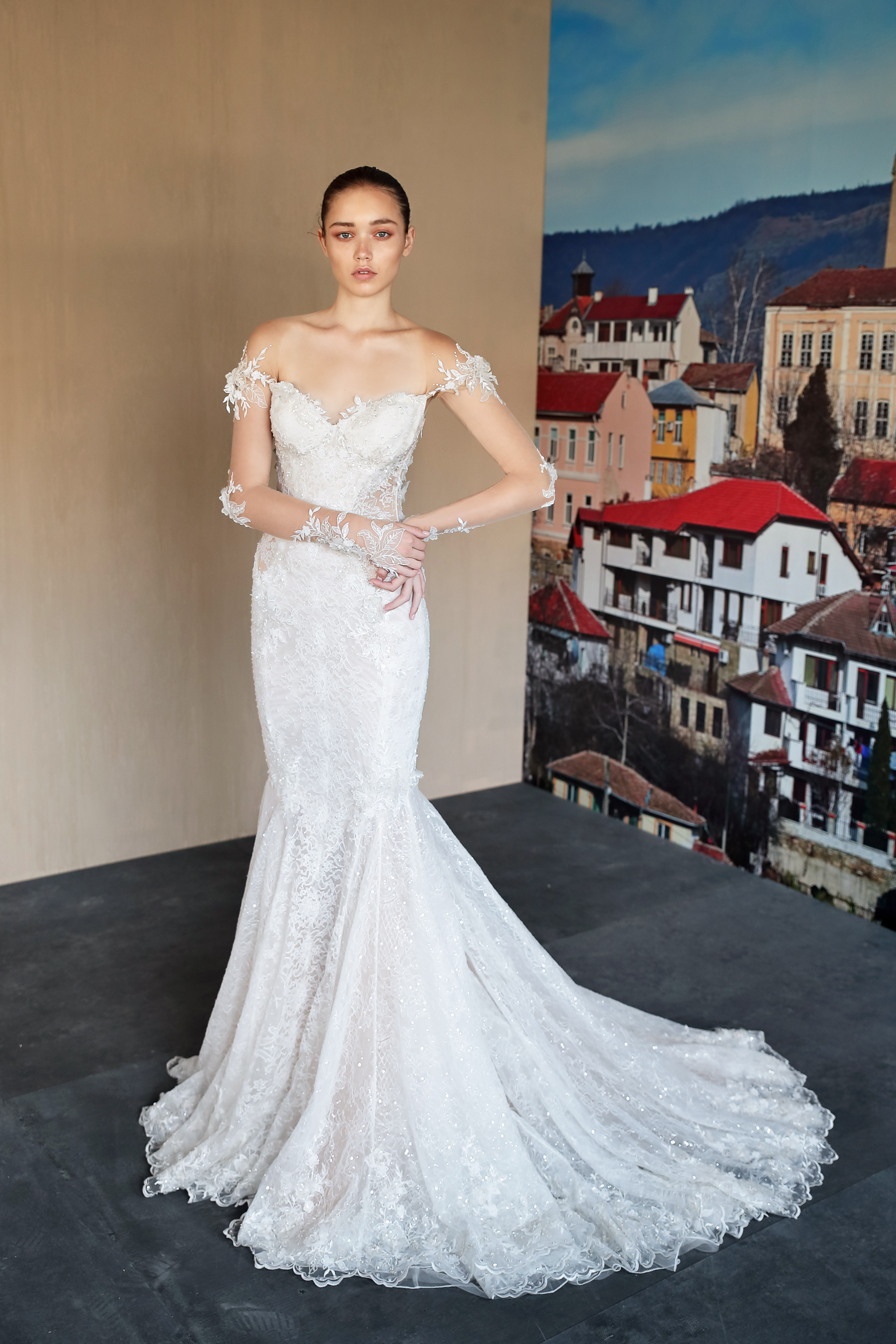 Galia Lahav Fall 2019 Wedding Dress Collection