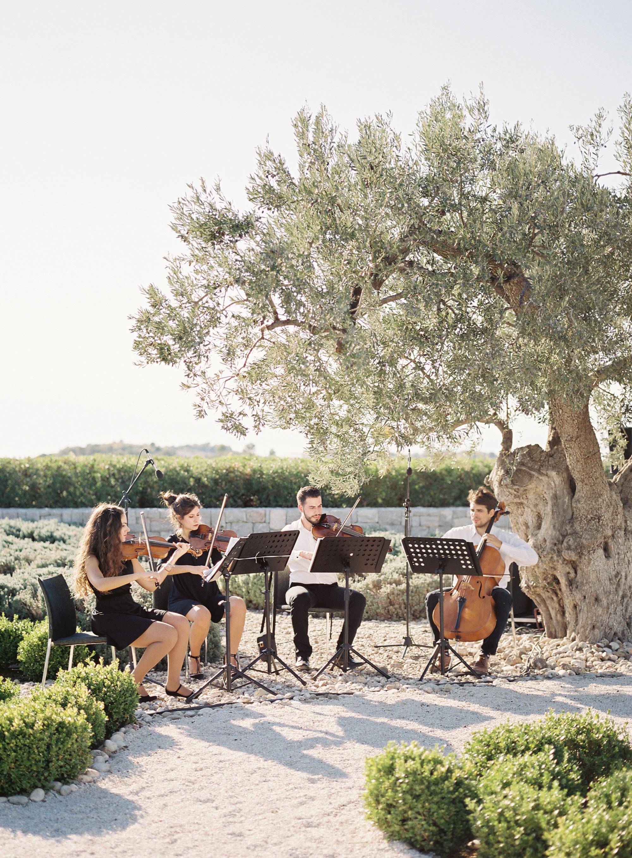 sze amanzoe wedding musicians greece elegant