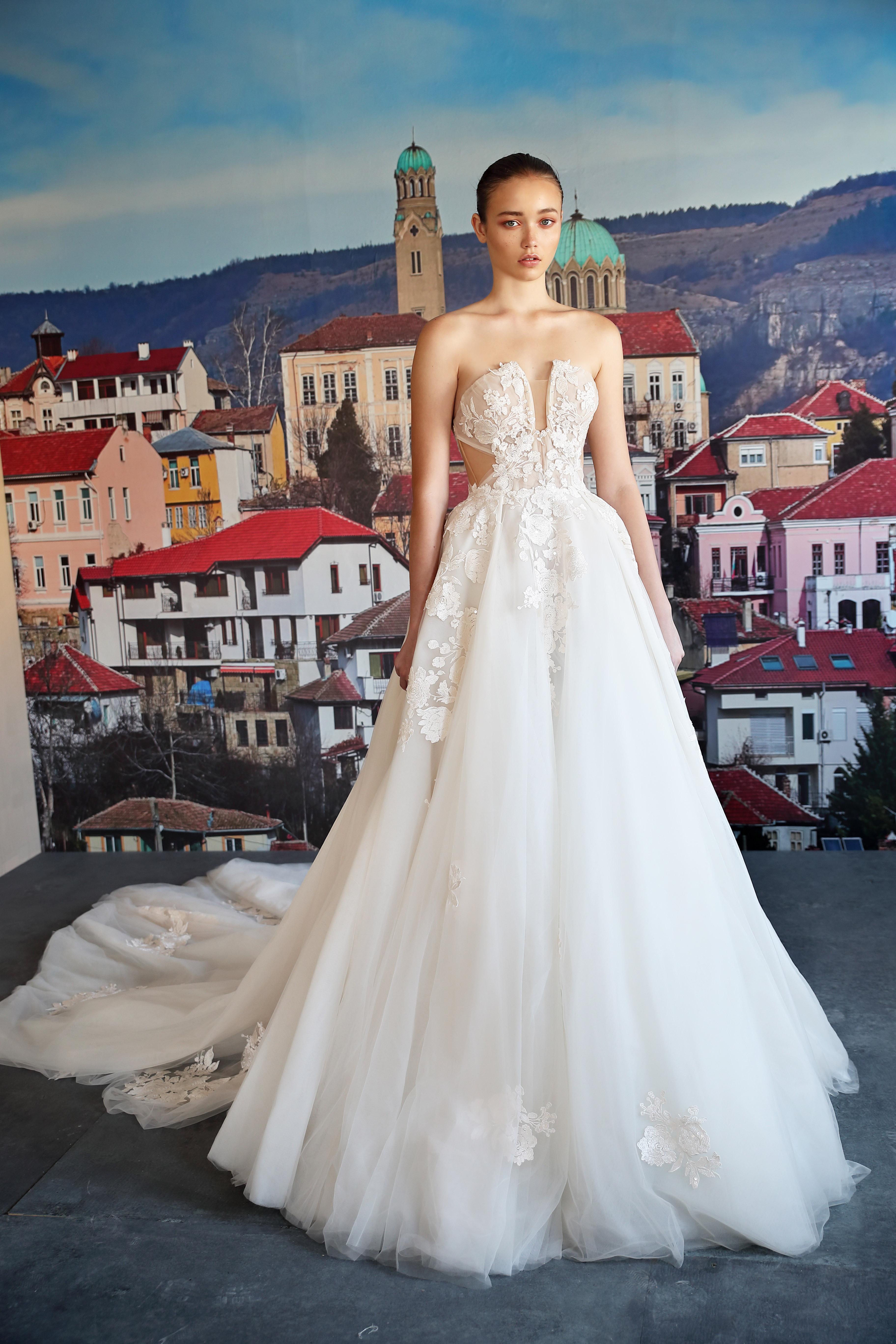 galia lahav sweetheart ball gown wedding dress fall 2019