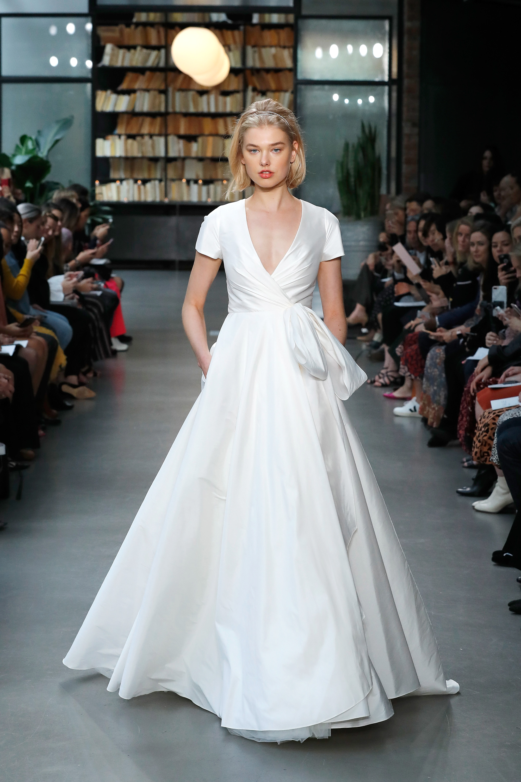 Nouvelle Amsale Fall 2019 Wedding Dress Collection