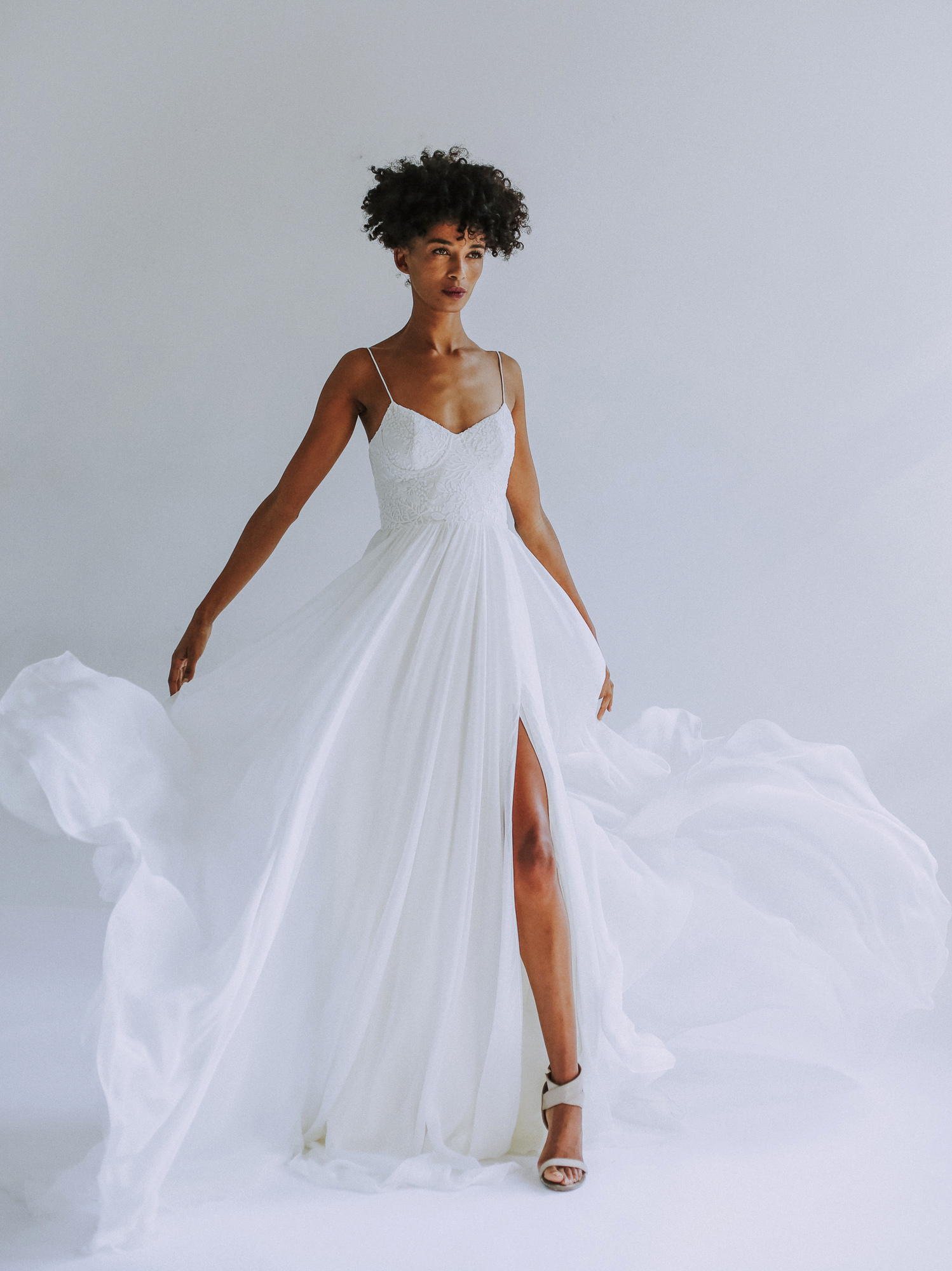 Leanne Marshall Fall 2019 Wedding Dress Collection | Martha