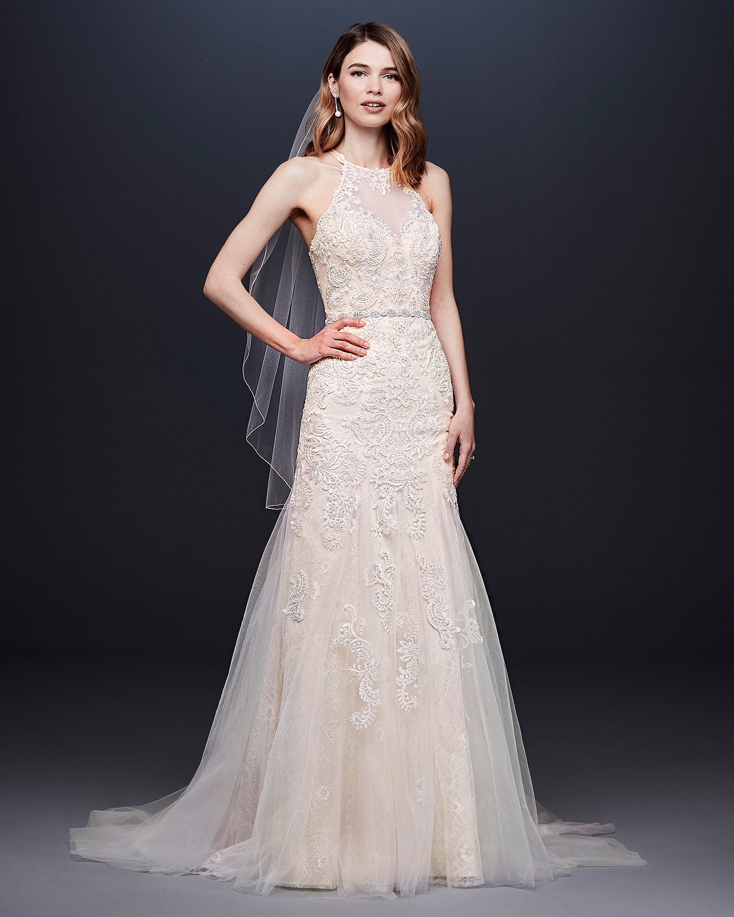 Db Studio Wedding Gowns: David's Bridal Fall 2019 Wedding Dress Collection