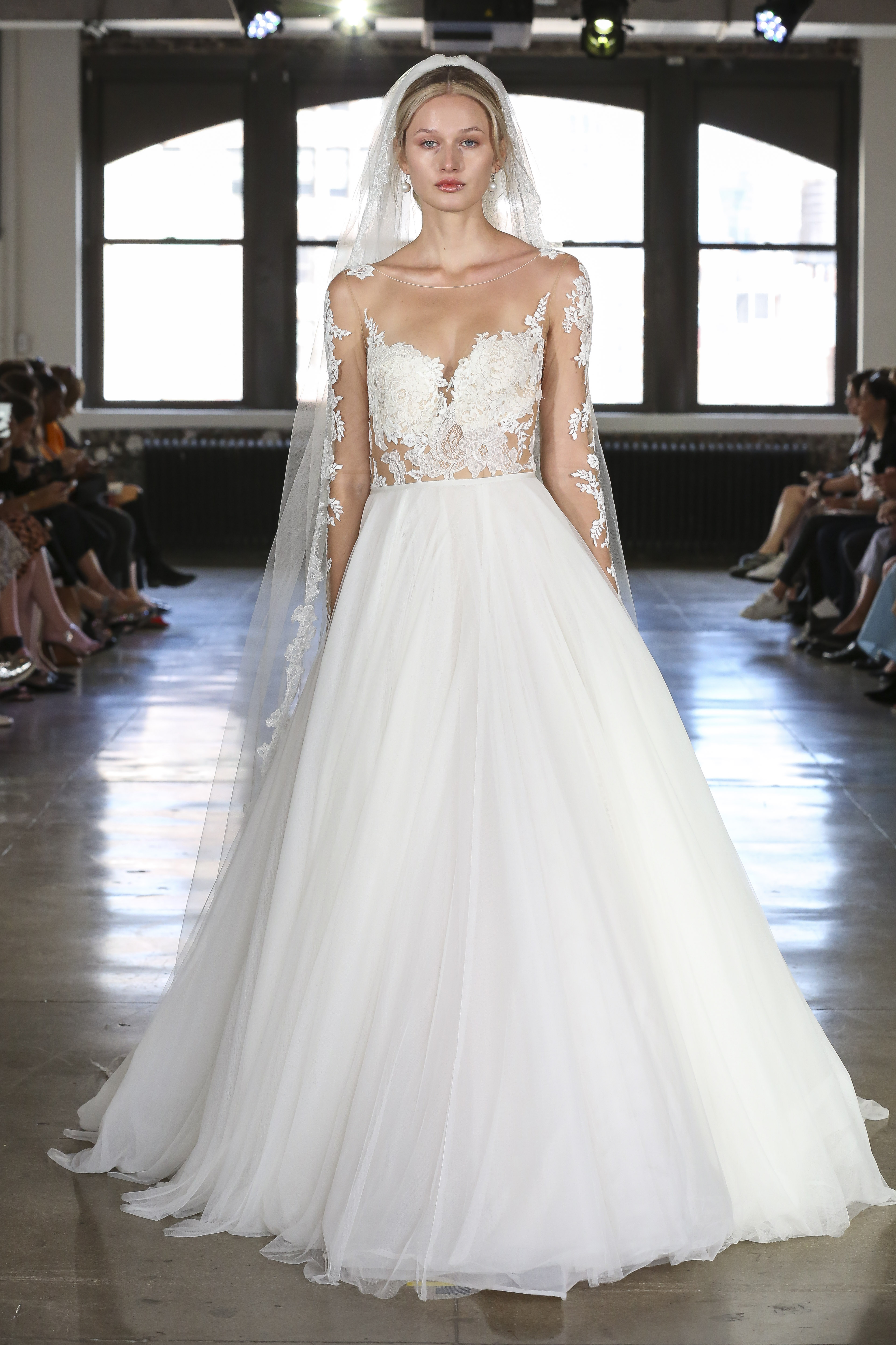 Watters Fall 2019 Wedding Dress Collection
