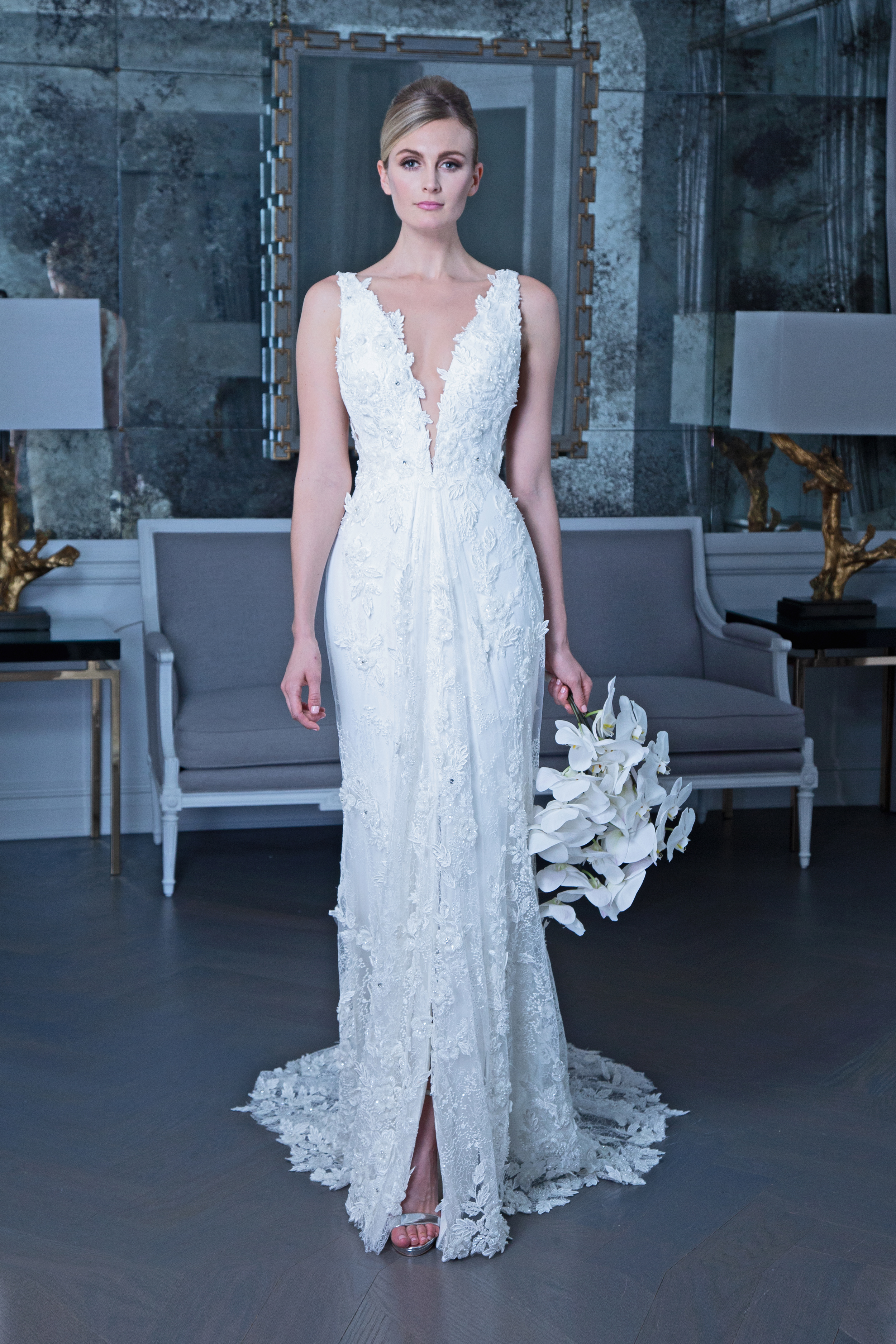 Romona Keveza Fall 2019 Wedding Dress Collection