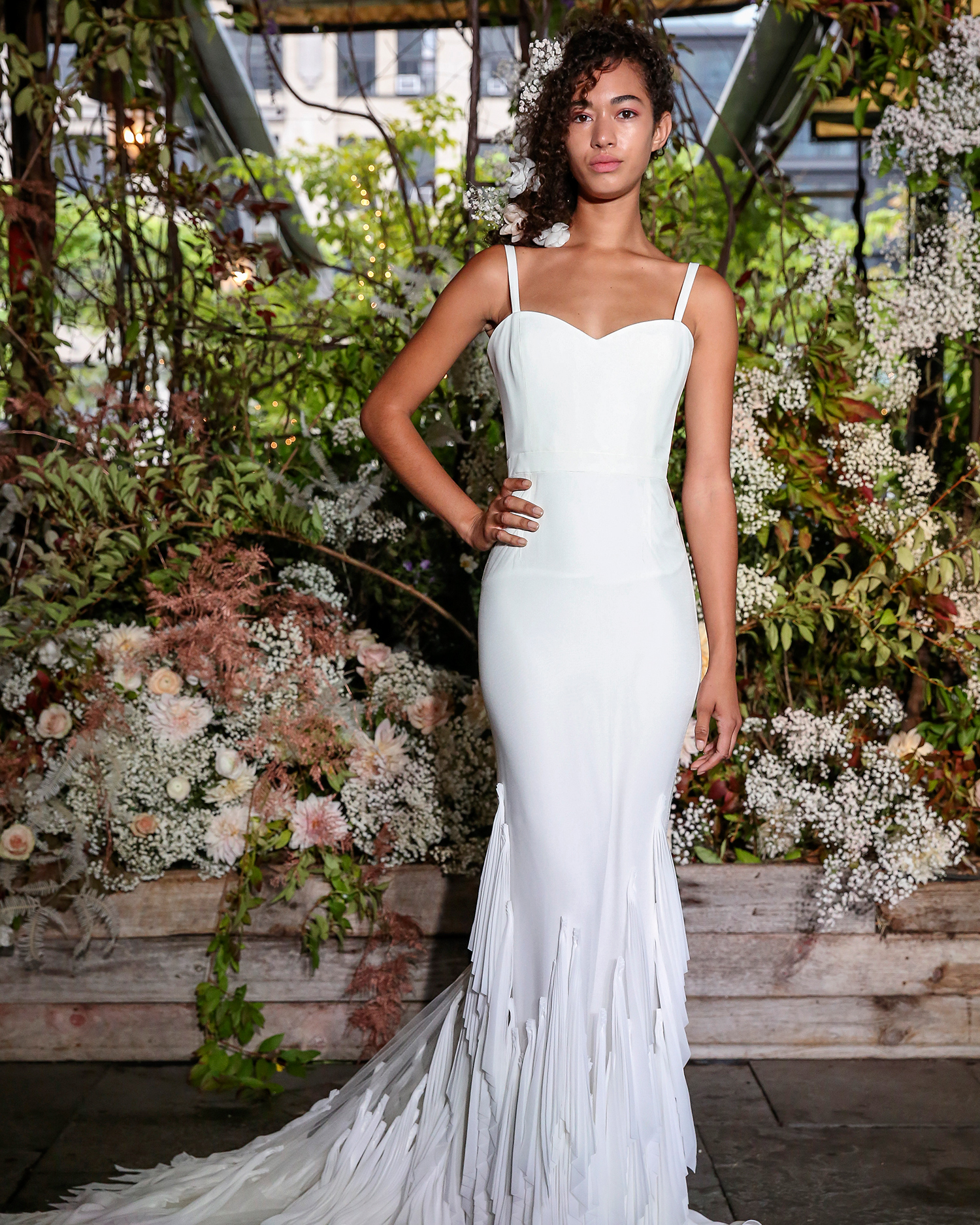 Alexandra Grecco Fall 2019 Wedding Dress Collection