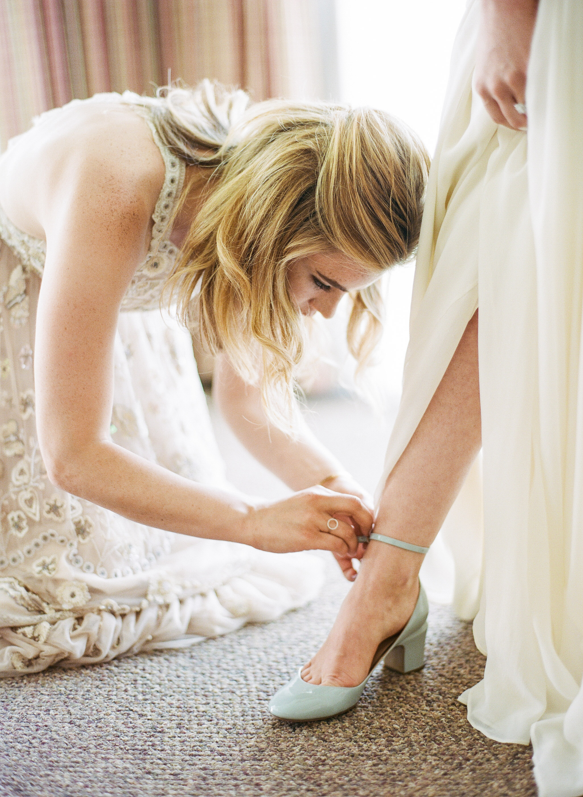 Should You Purchase Two Pairs of Shoes for Your Wedding Day?