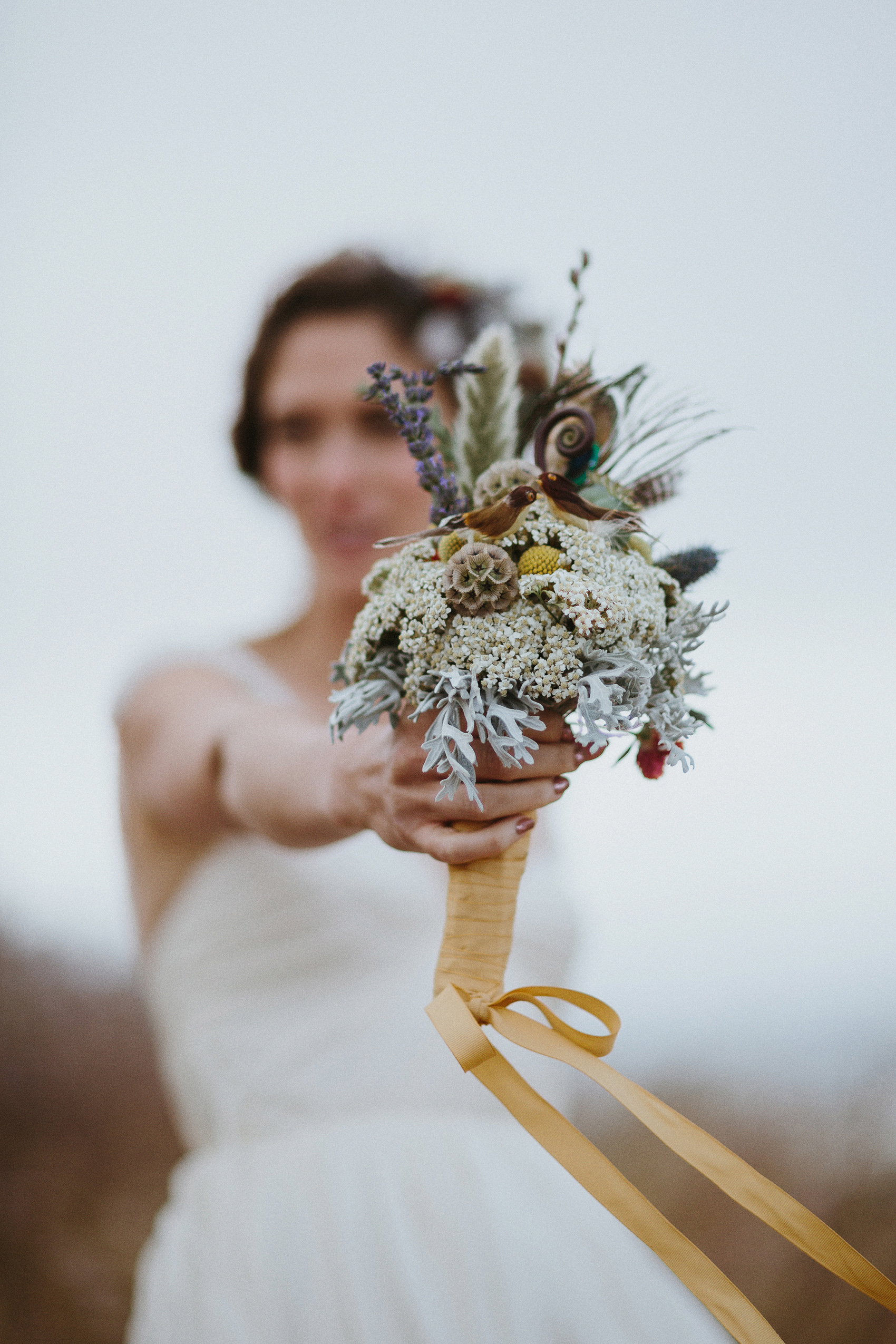 Florist-Approved Ideas for Using Dried Flowers in Your Wedding Decorations