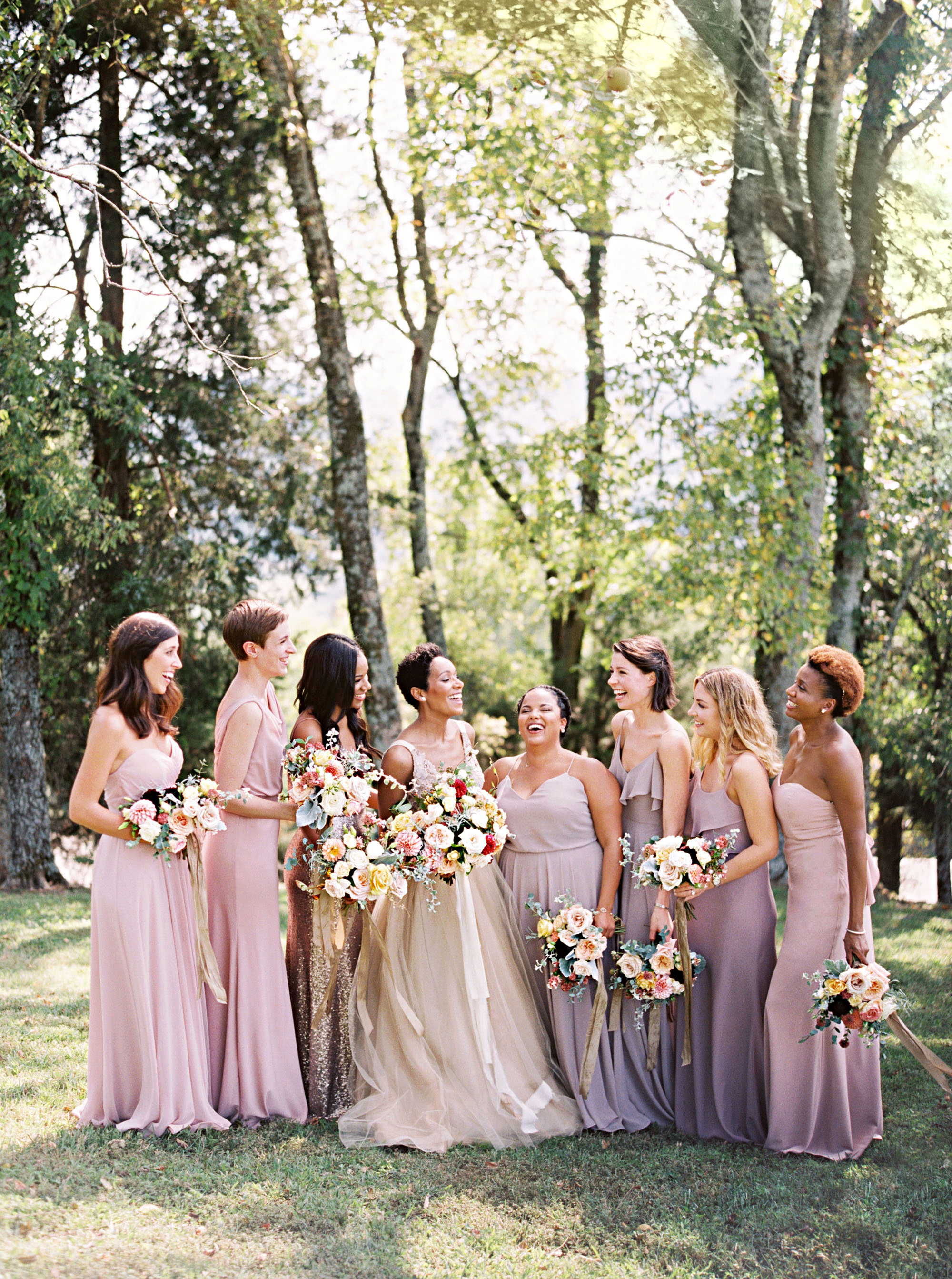 Yes, It Is Possible to Reuse a Bridesmaids' Dress. Here's How