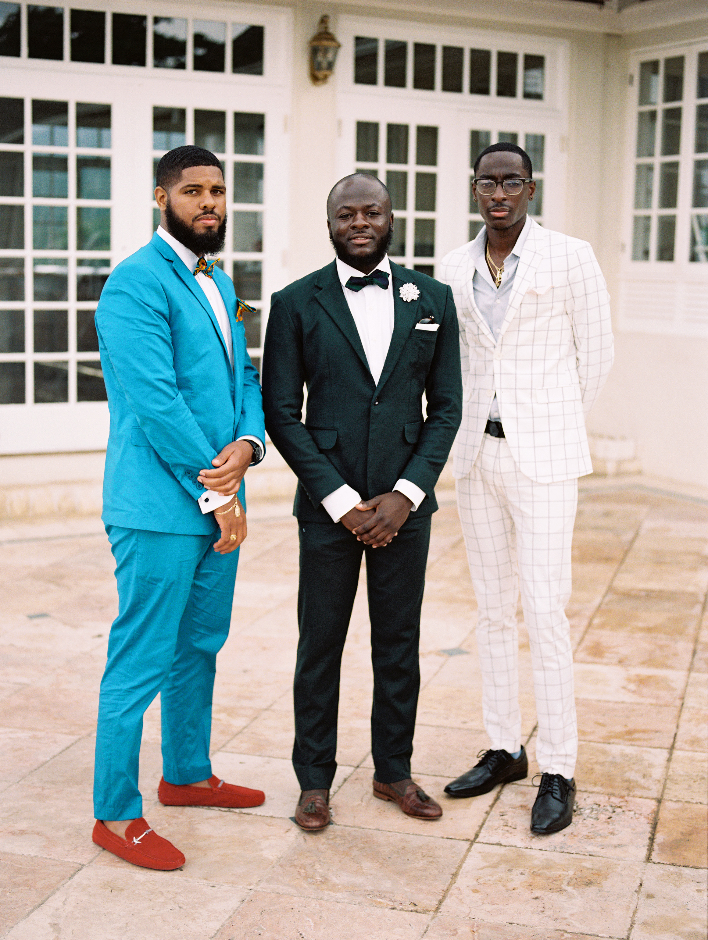 Can a Male Guest Wear White to a Wedding?