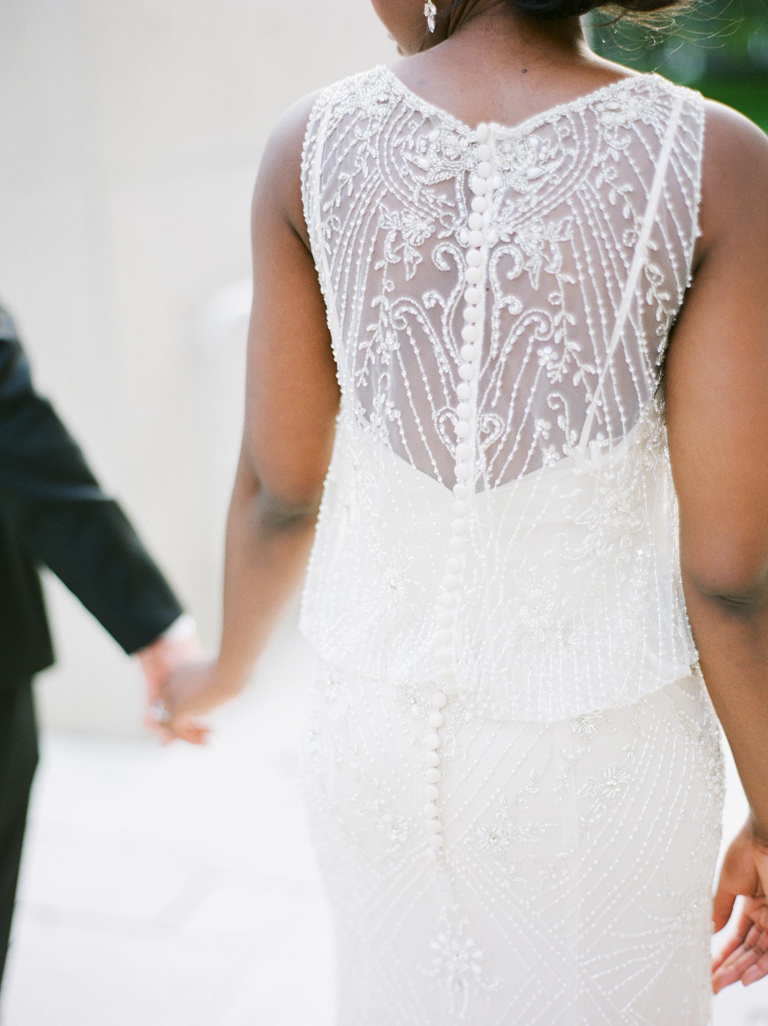 anwuli patrick wedding reception dress
