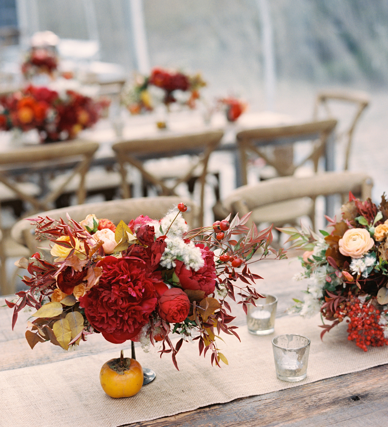 How to Throw a Thanksgiving-Inspired Rehearsal Dinner