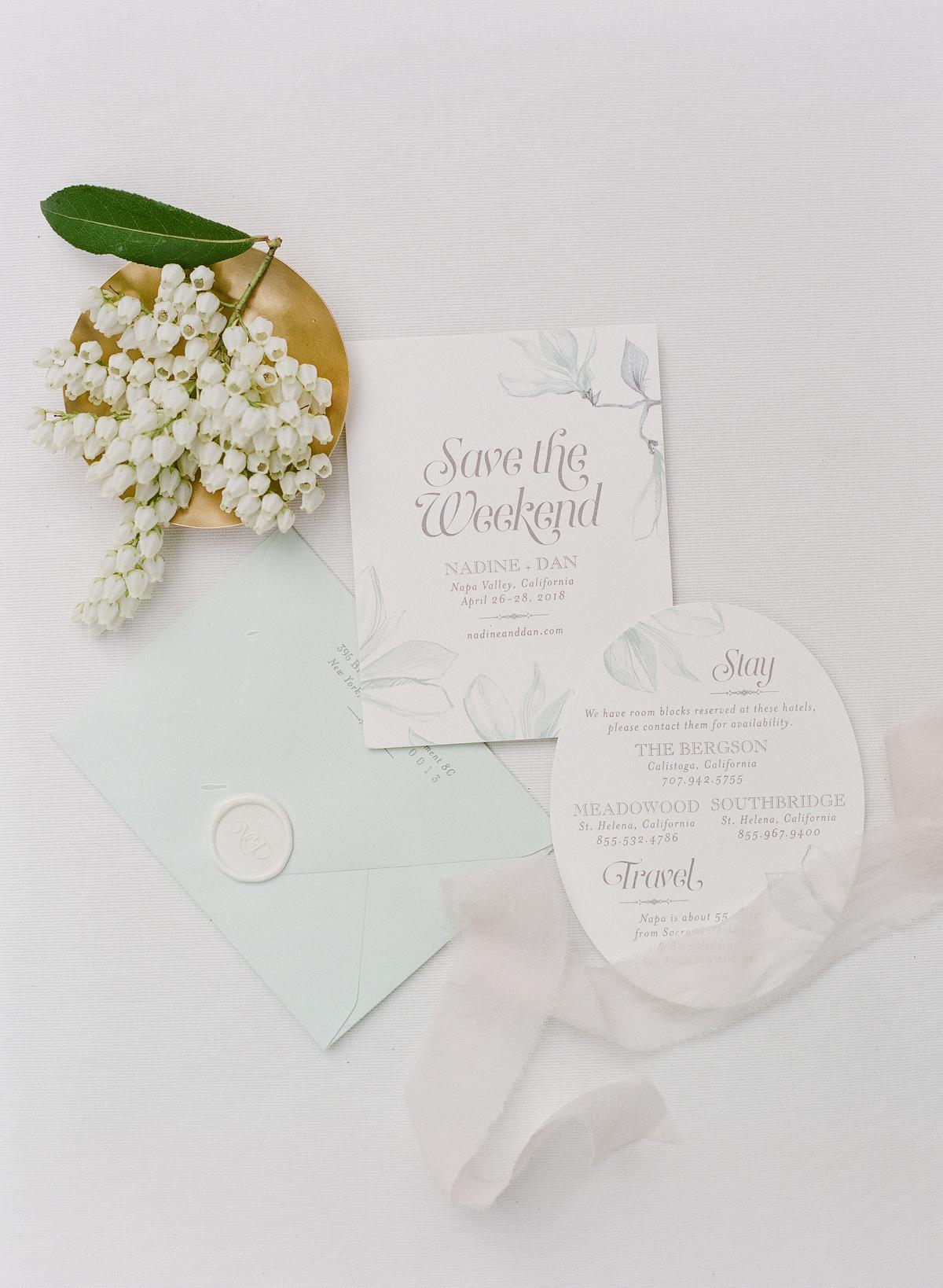 nadine dan wedding save the date