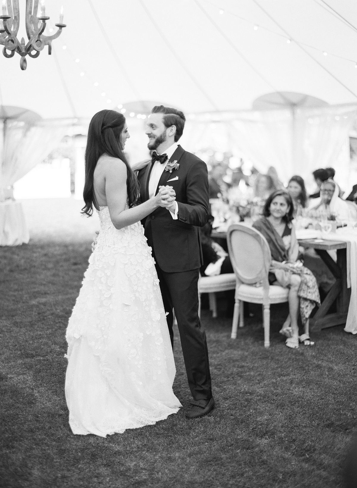 nadine dan wedding first dance