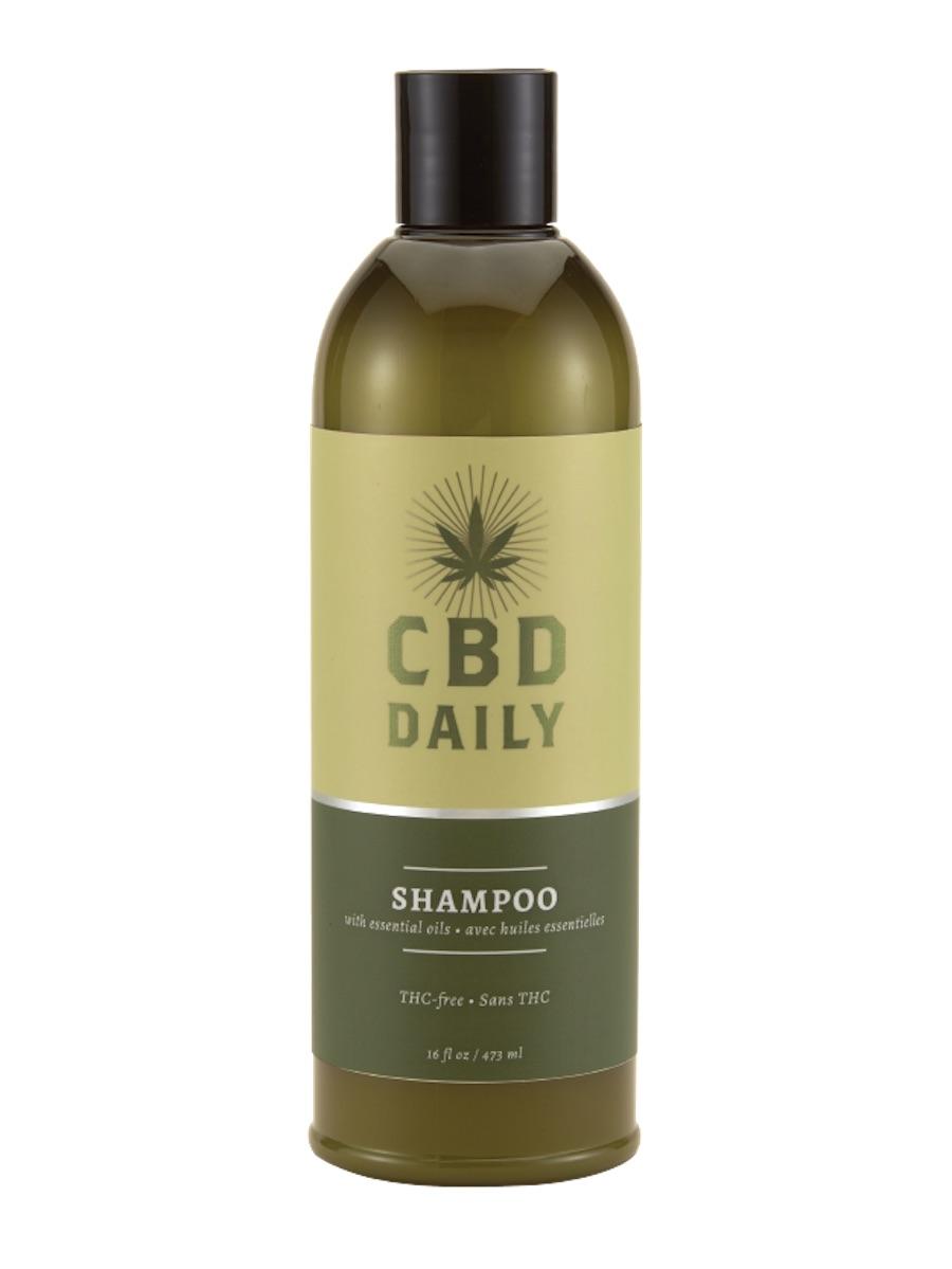 cbd beauty daily shampoo