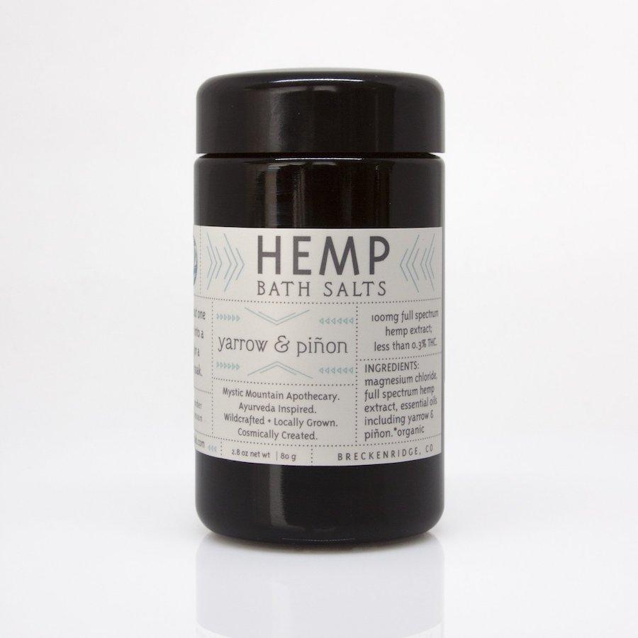 cbd beauty ambika herbals bath salt
