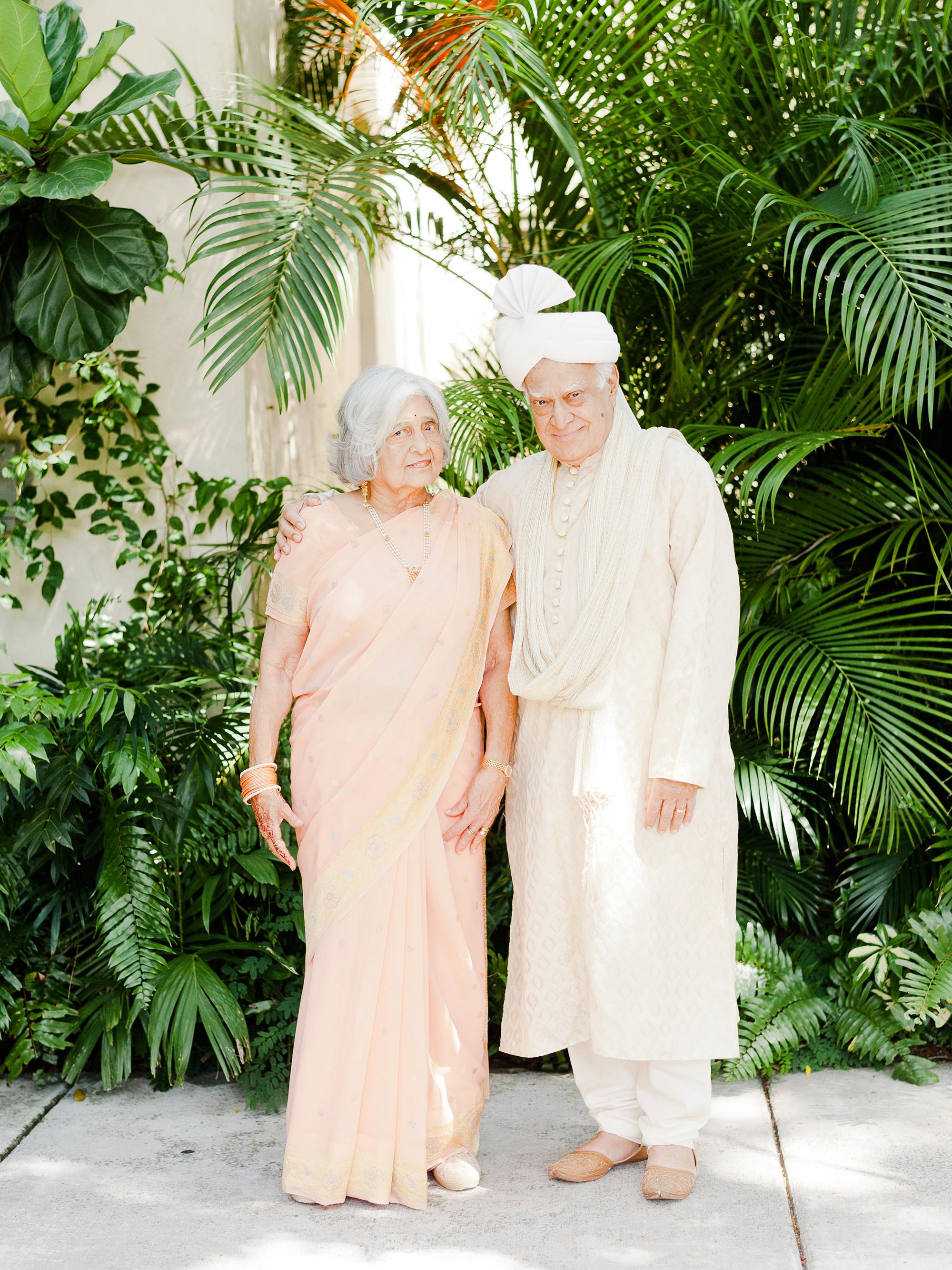 anuja nikhil wedding family