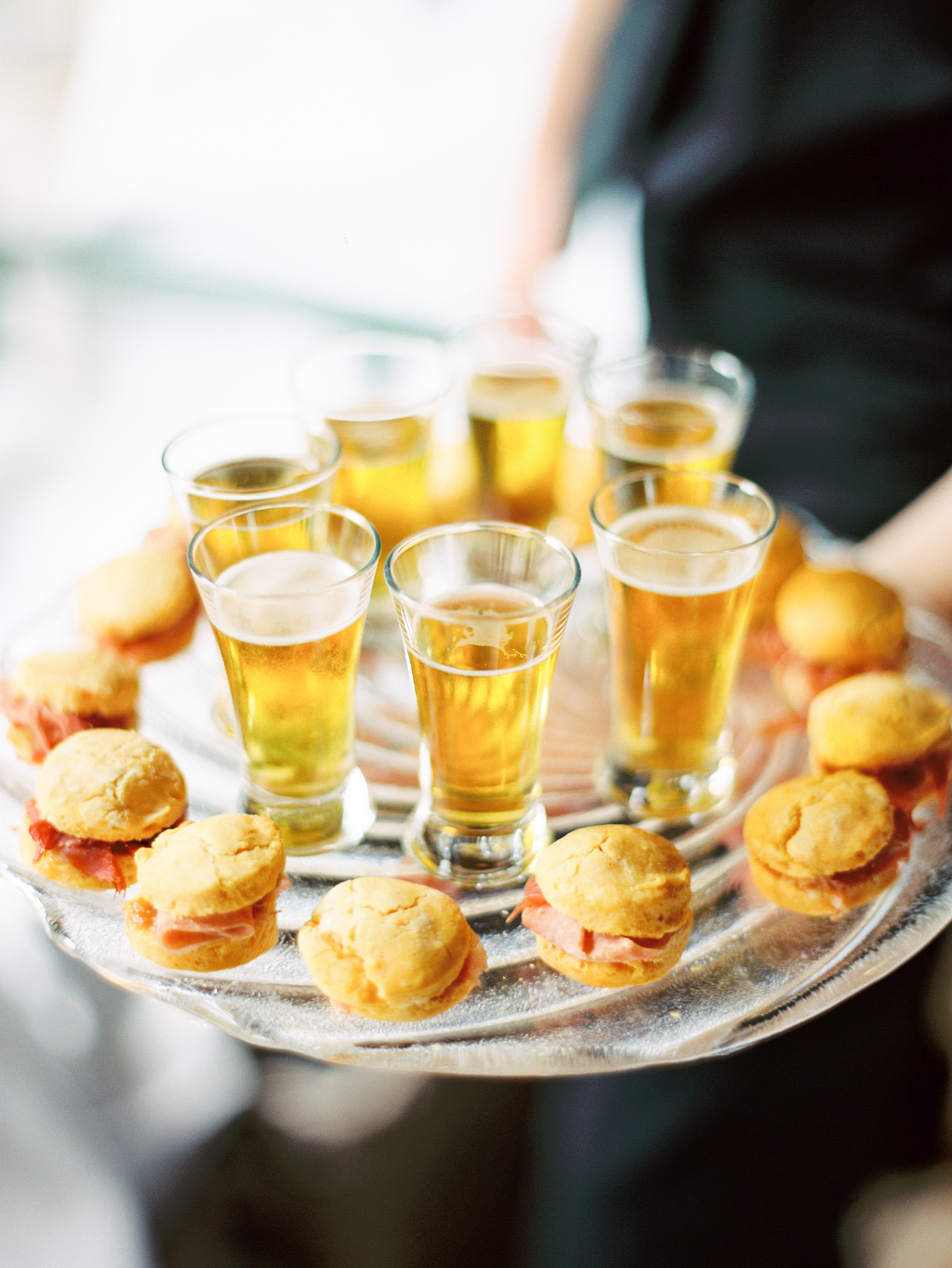 Caterers Say These Are the Foods Wedding Guests Always Finish First