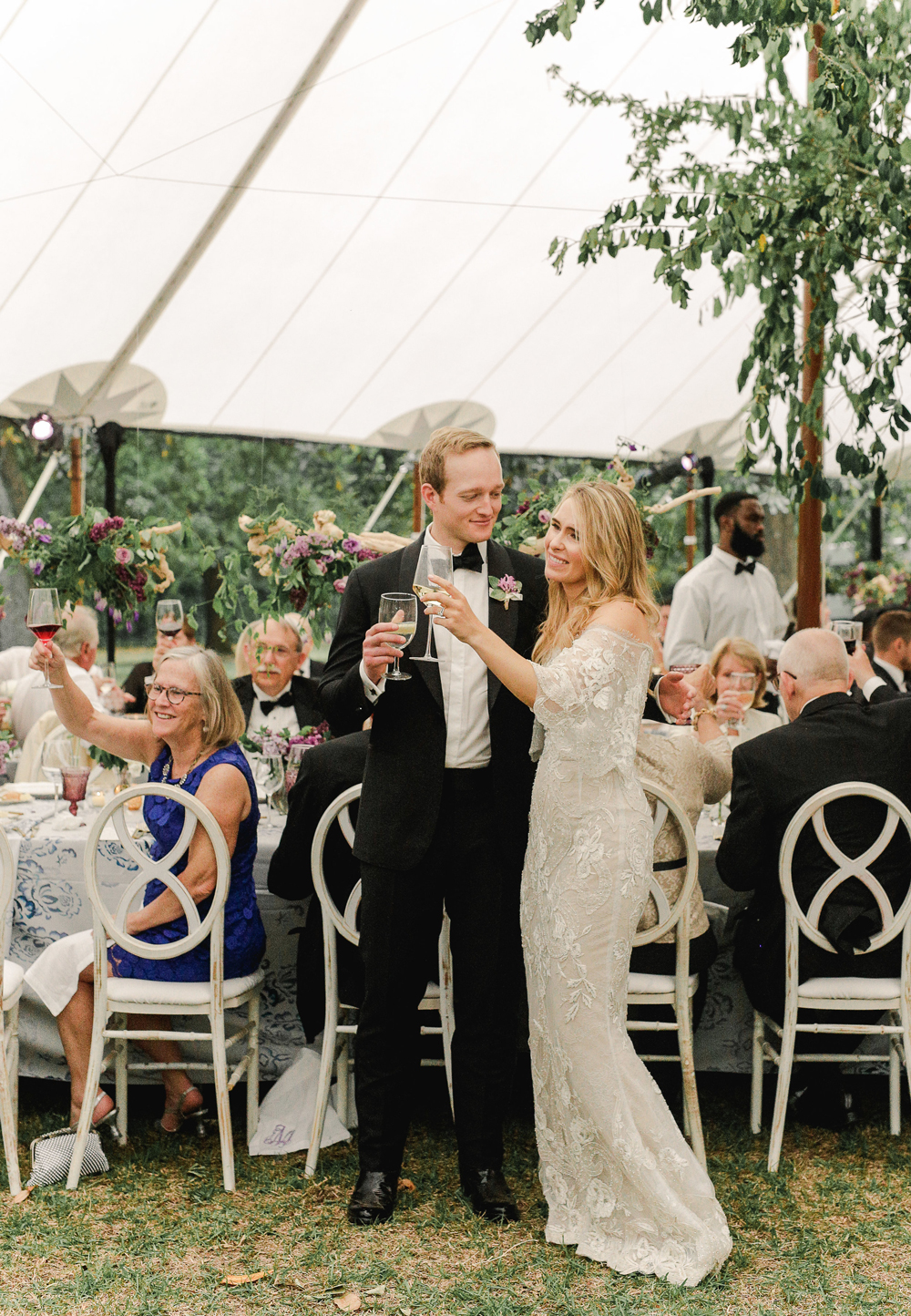 Do We Need to Have a Champagne Toast During Our Wedding Reception?
