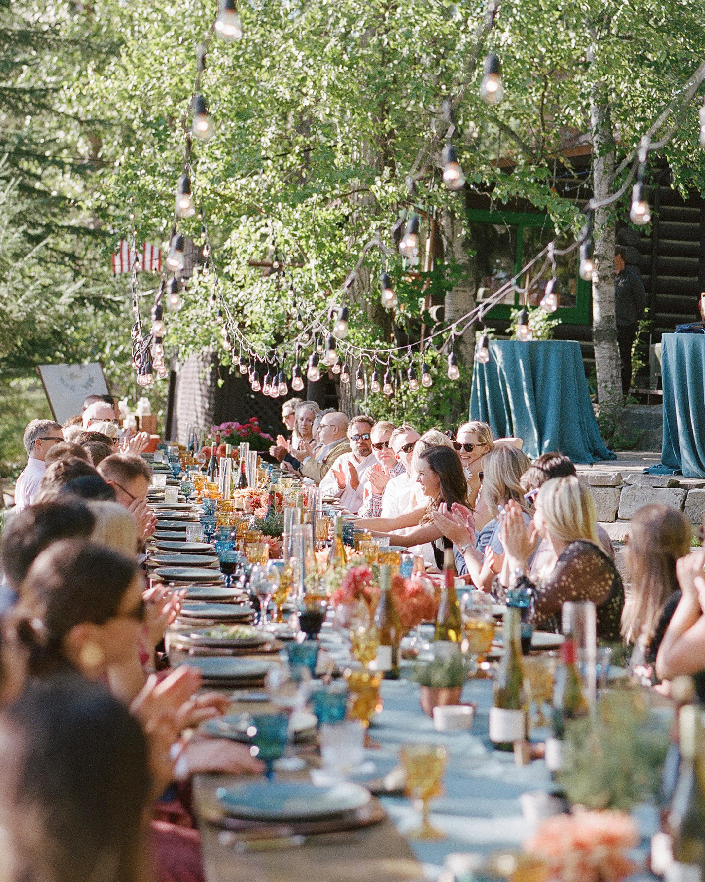 Is It a Good Idea to Get All of the Toasts Out of the Way During the Rehearsal Dinner?