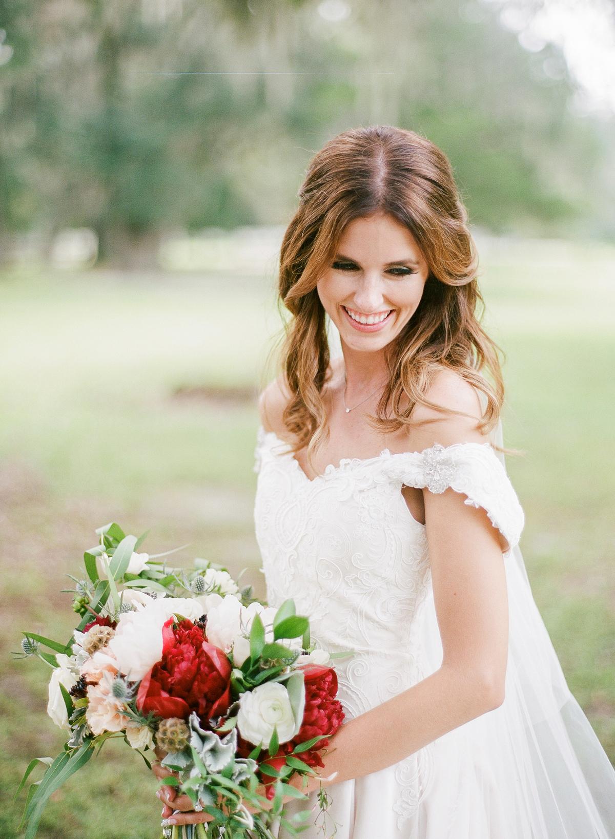 3e2ff0b89e4ee DIY Wedding Updos | Martha Stewart Weddings