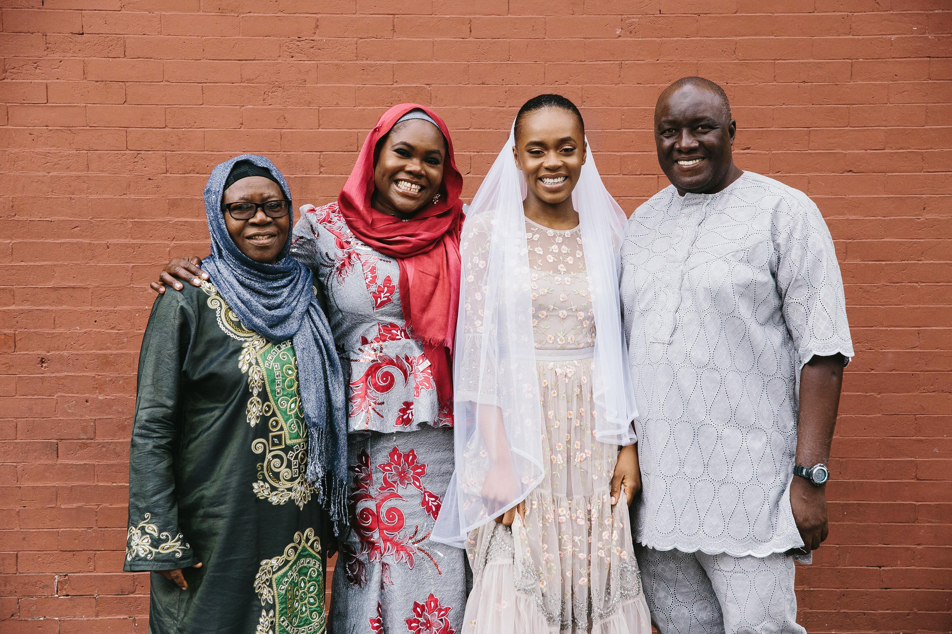 lola quinlan elopement family