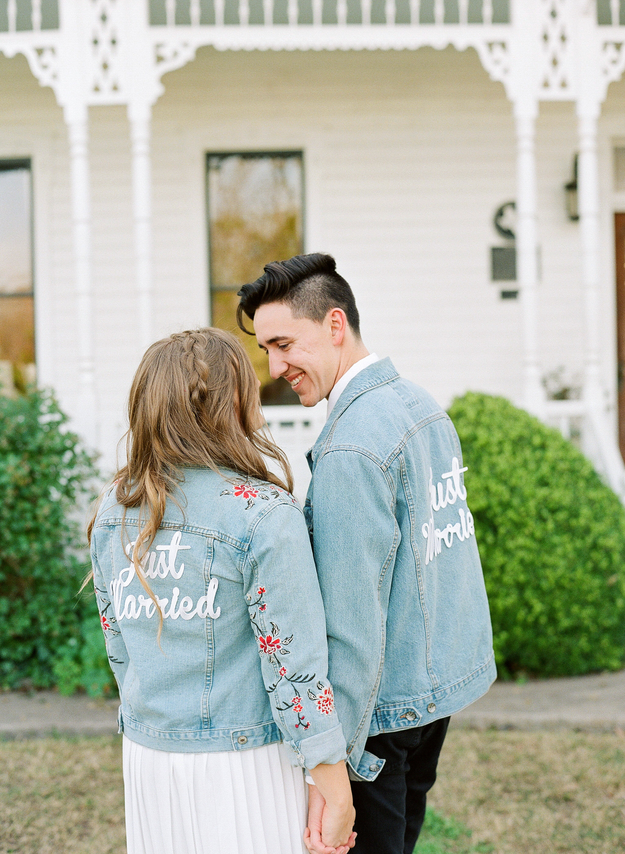 This Couple Celebrated Their Wedding with a Colorful, Bohemian-Inspired Brunch