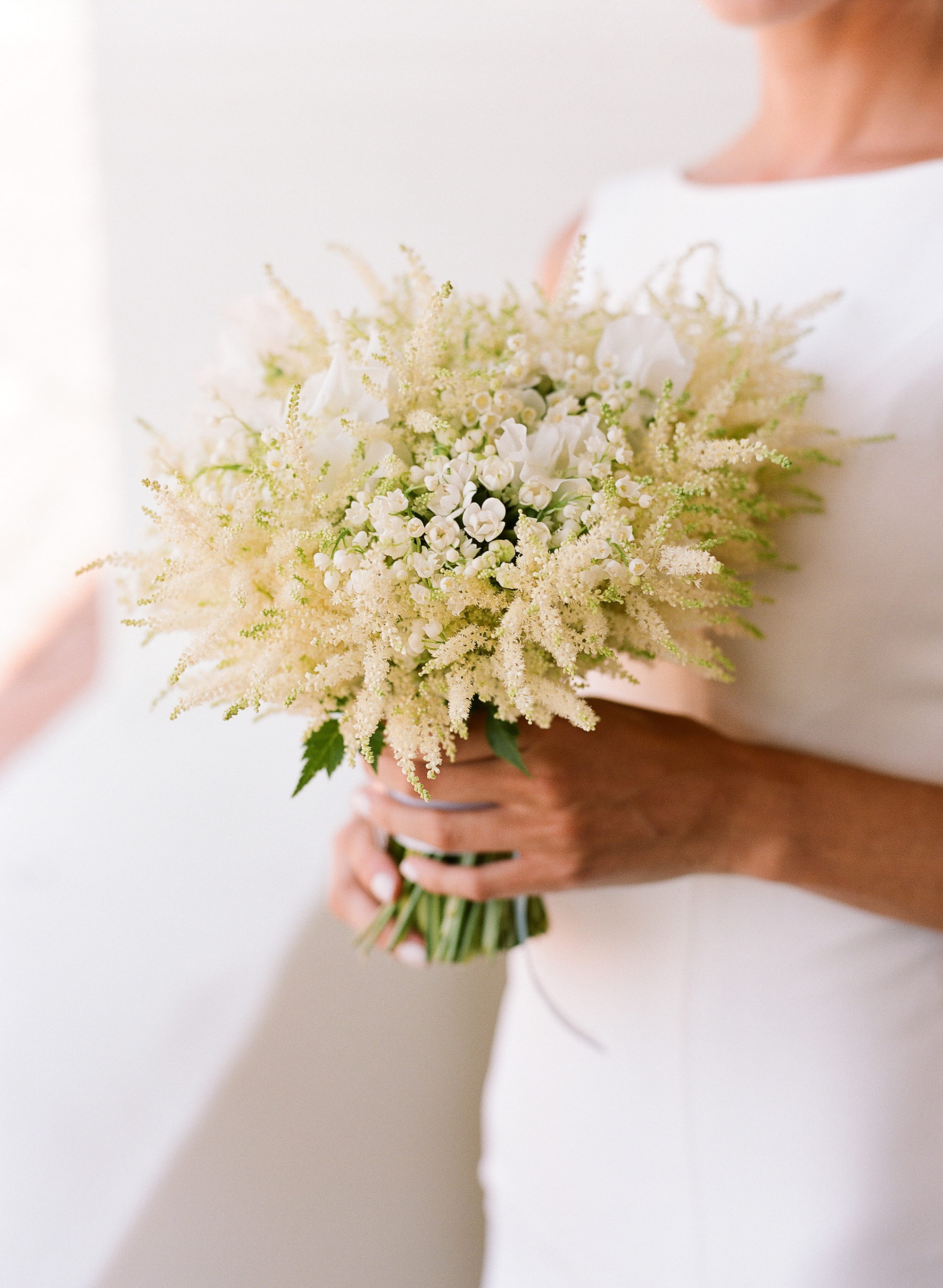 ashlie adam alpert wedding bride bouquet