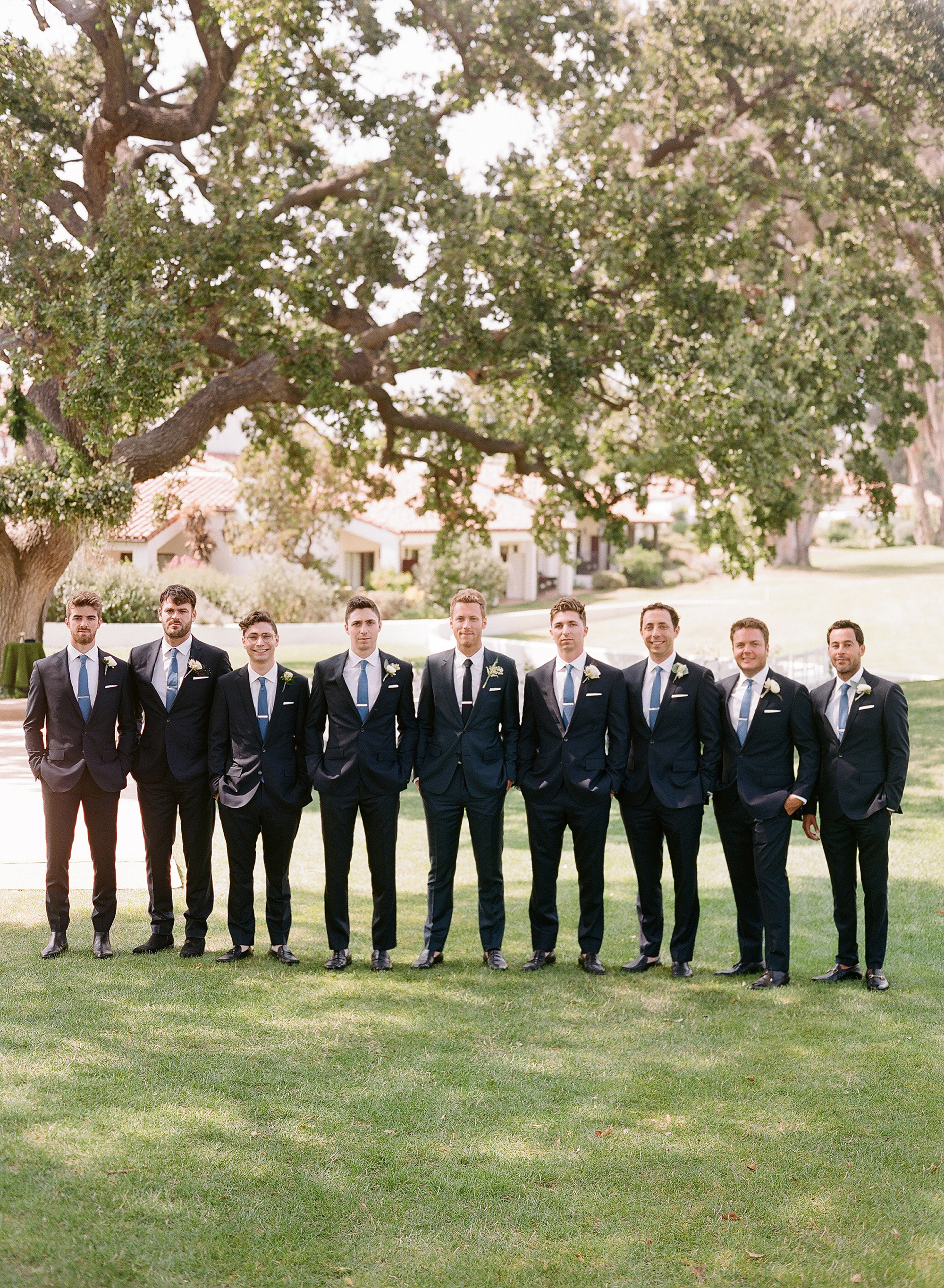ashlie adam alpert wedding groomsmen