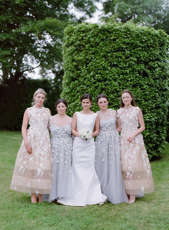 peony matthew england wedding bride with bridesmaids
