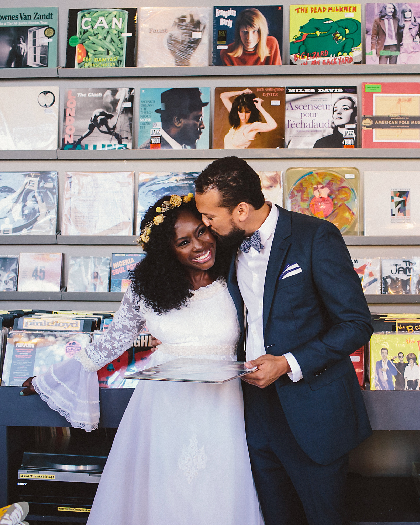 One Couple's Laid-Back Wedding in New York's Hudson Valley