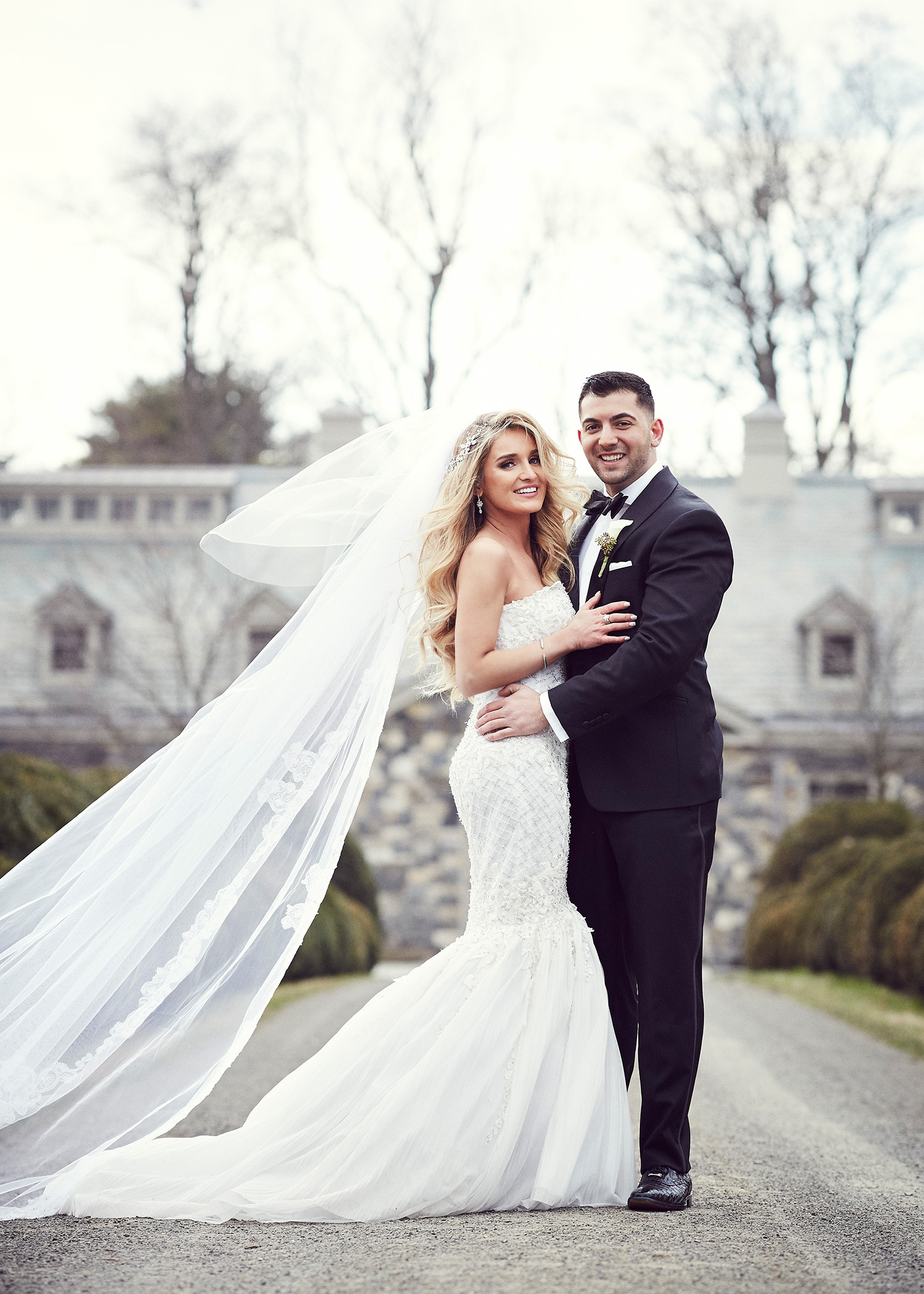 A Glamorous Spring Wedding Full of Albanian Traditions