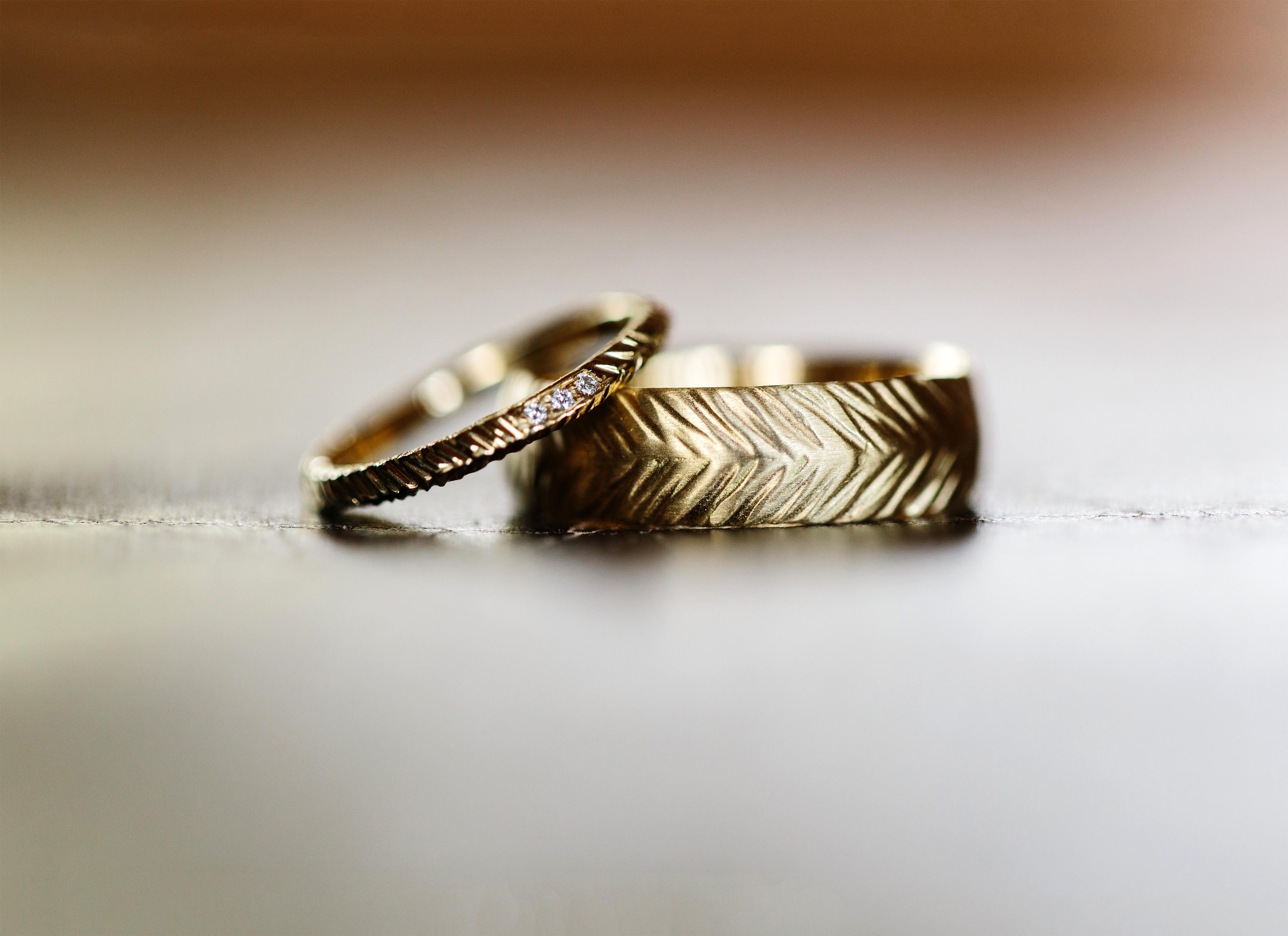 molly ed wedding rings