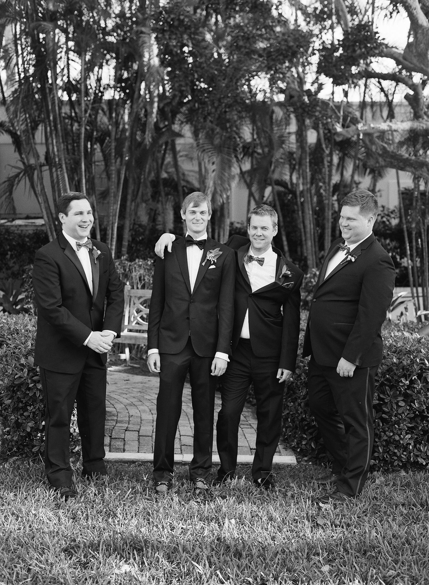 chelsea conor wedding groomsmen
