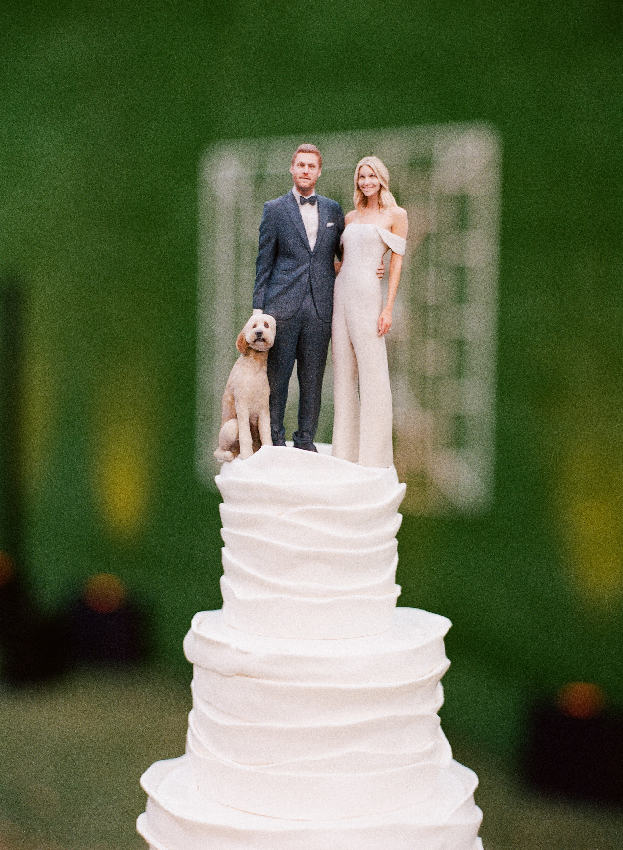 Wedding Planners Share Their All-Time Favorite Cake Topper Ideas