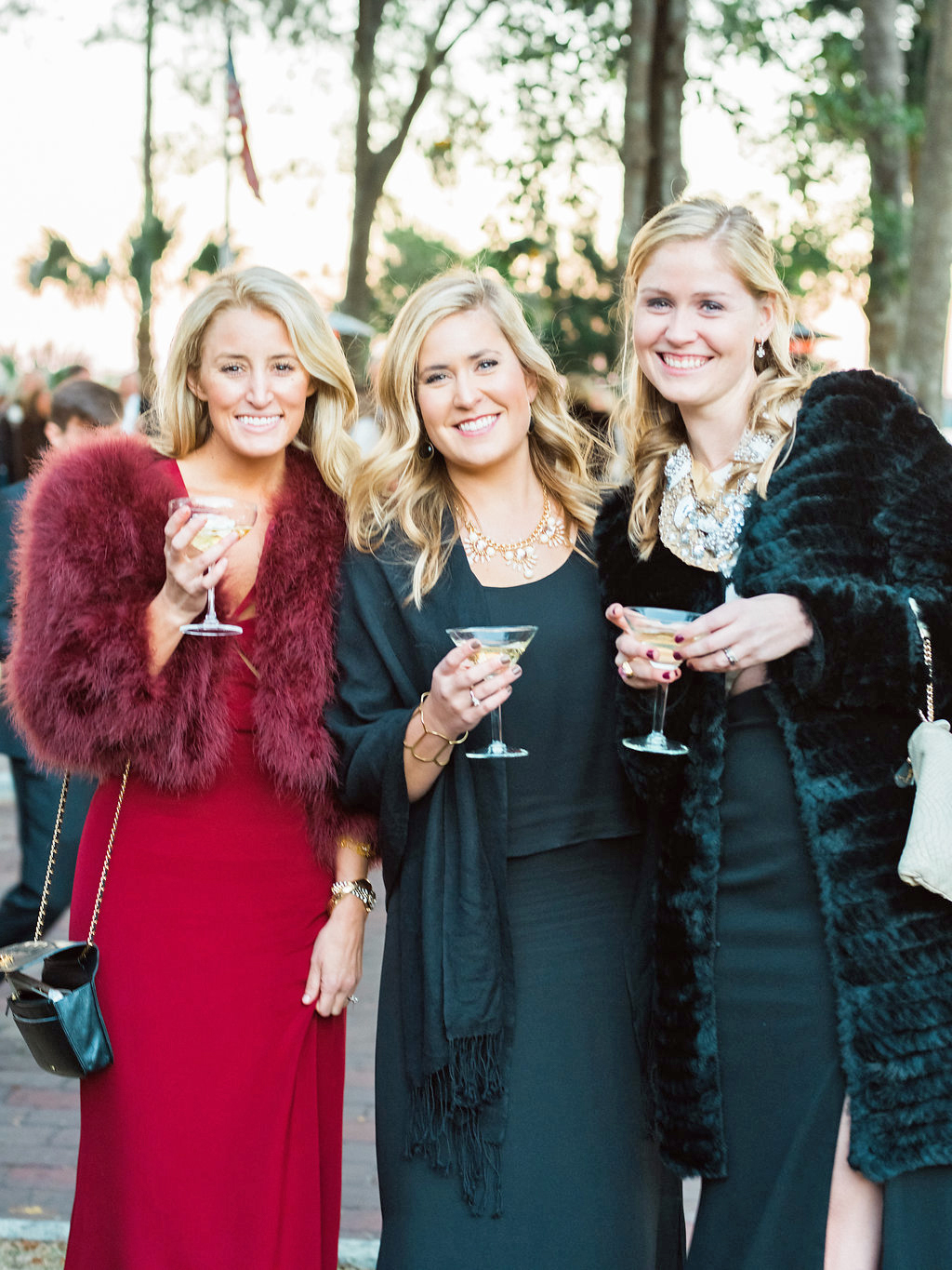 What to Do with Guests' Coats at a Fall or Winter Wedding