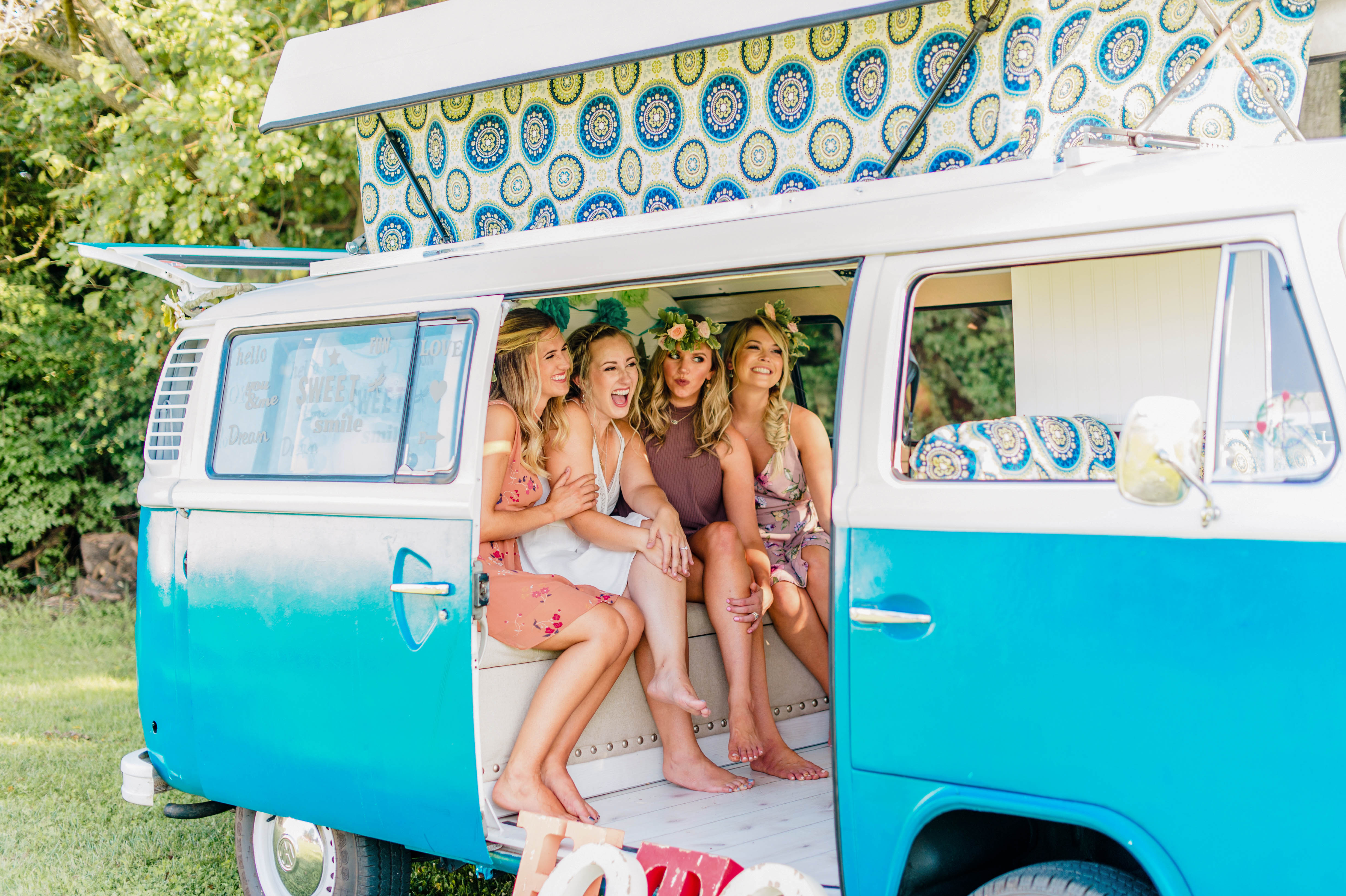 How to Coordinate a Destination Bachelorette Party