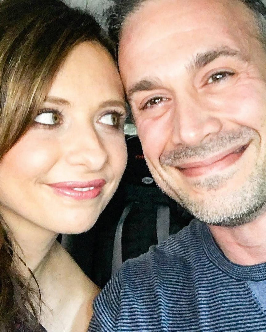 Freddie Prinze Jr. and Sarah Michelle Gellar Share Their Best Marriage Advice