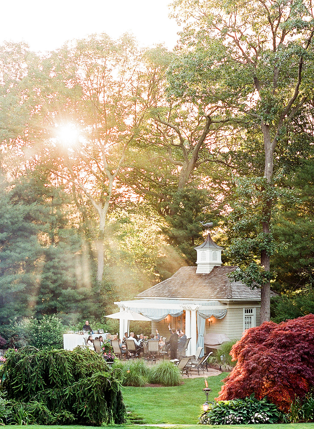 Why a Backyard Wedding Isn't Necessarily More Affordable Than One Held at a Traditional Venue