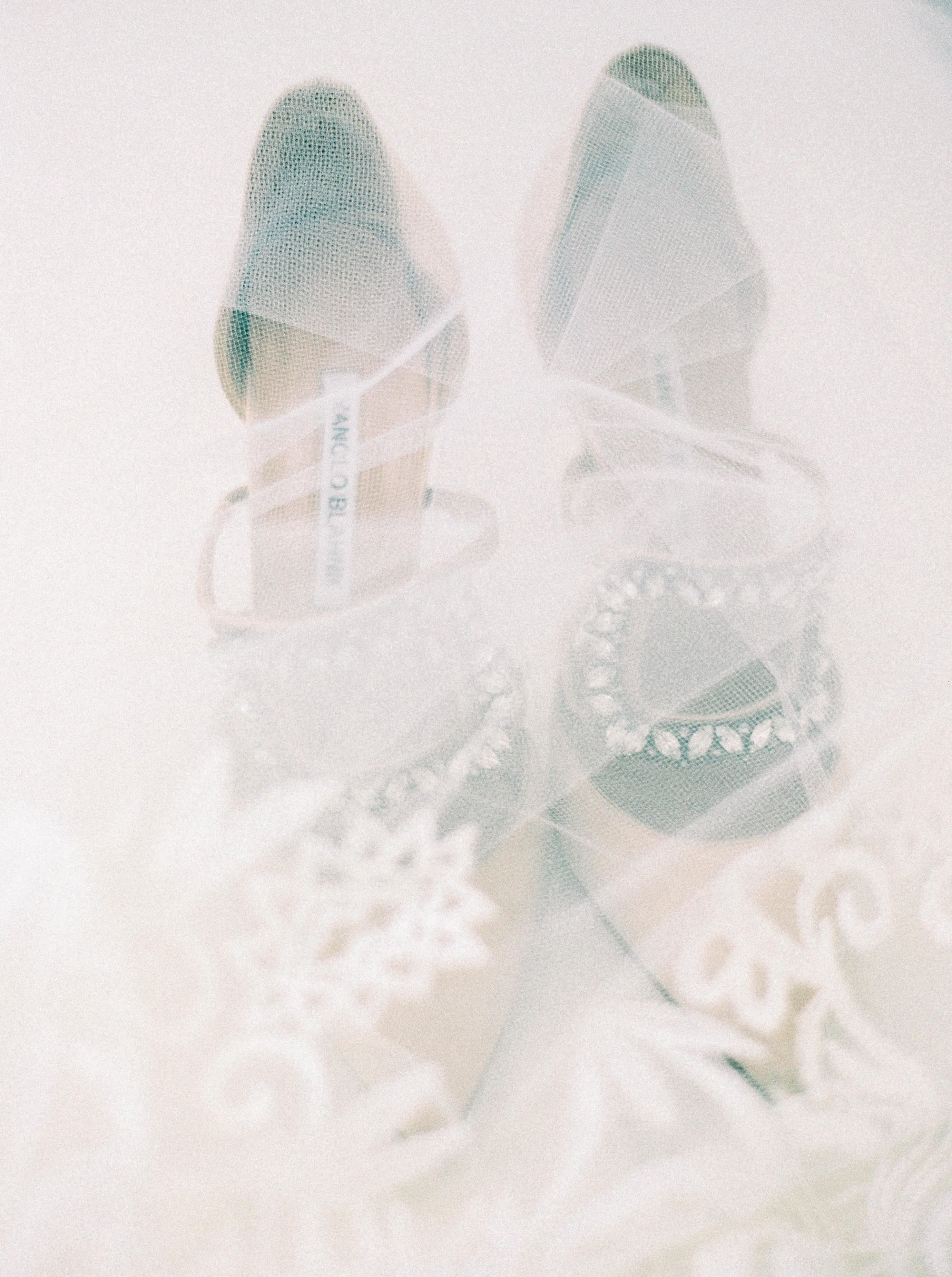 angie prayogo greece wedding veil shoes